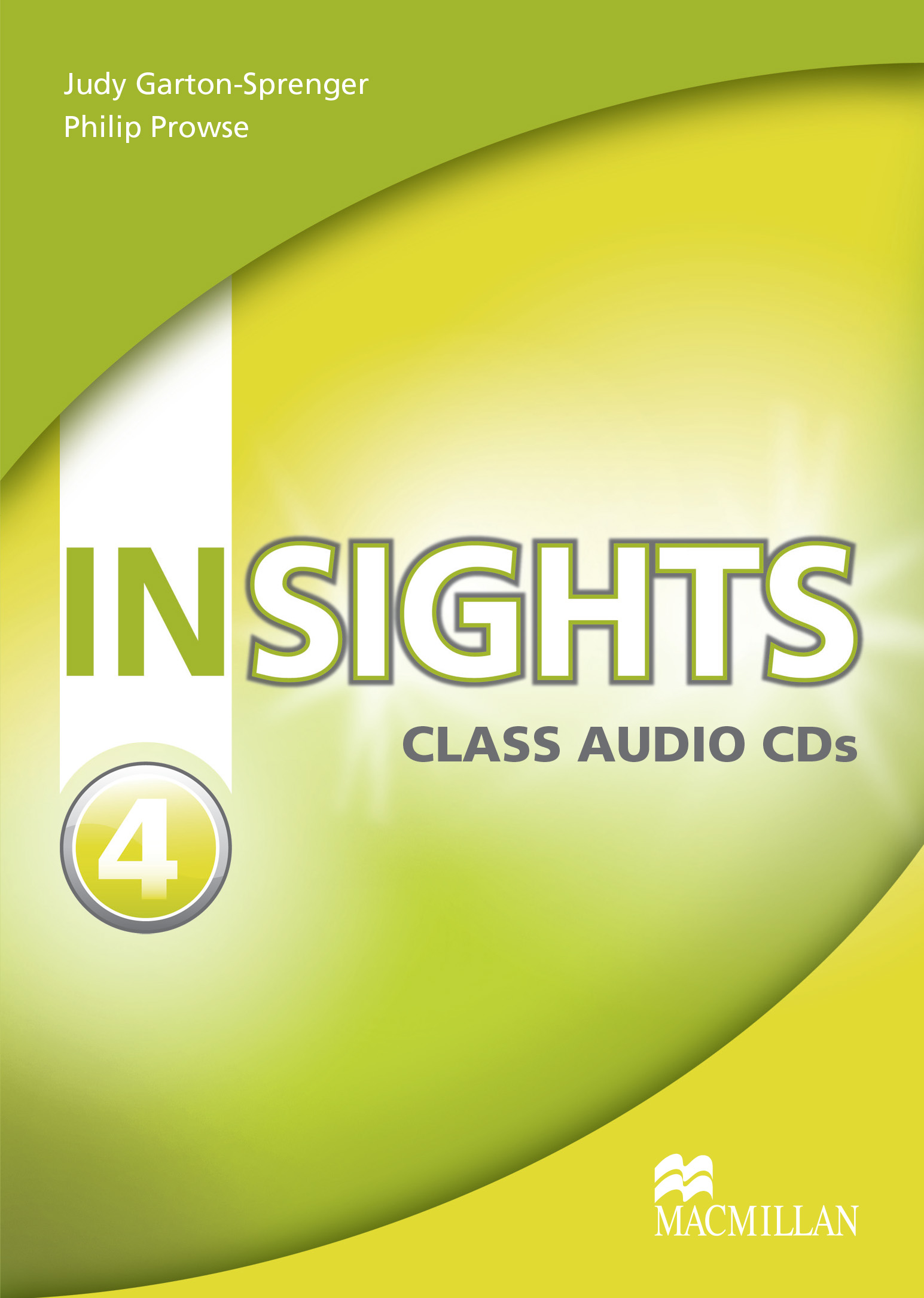 Insights 4 Class Audio CD