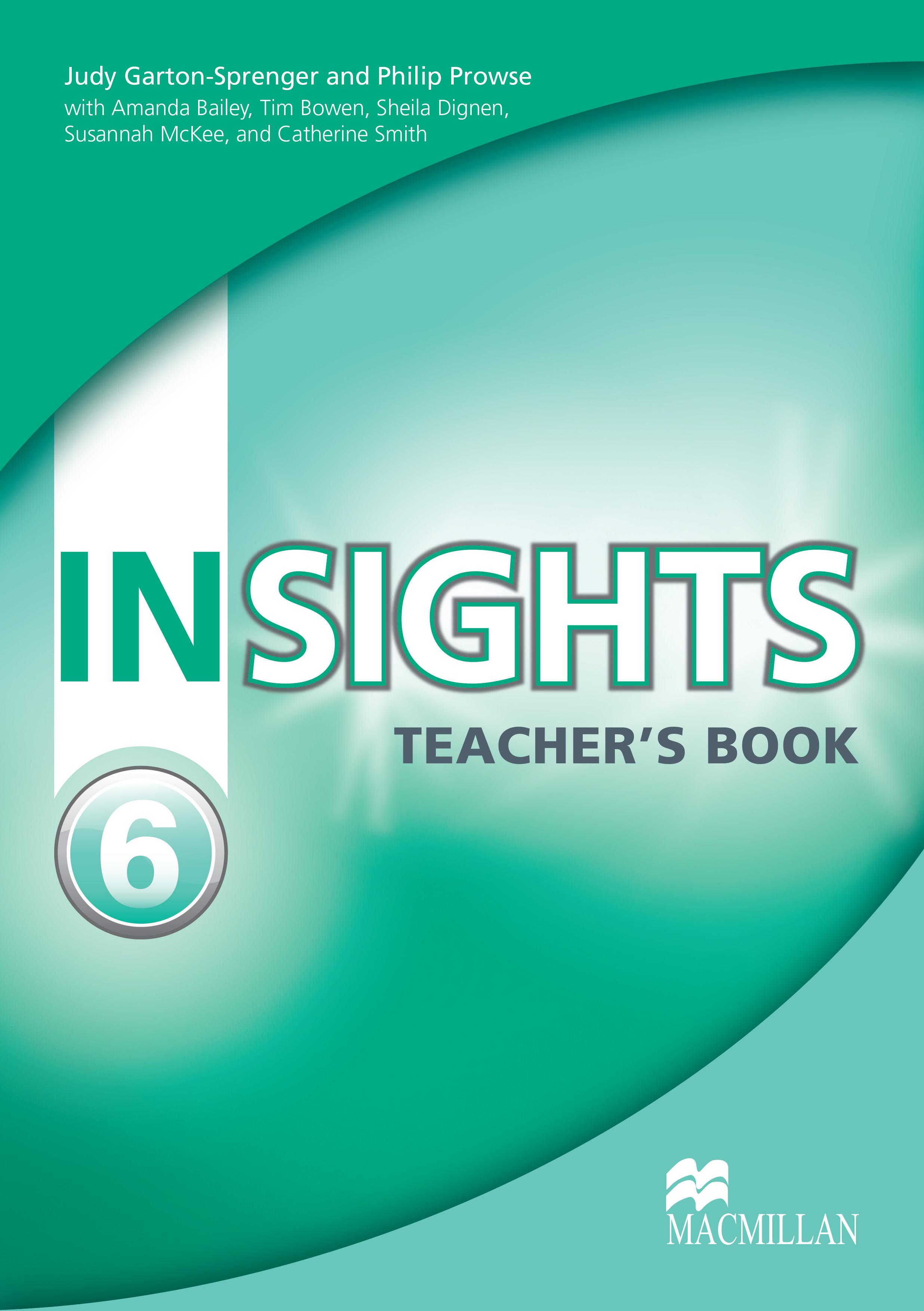Insights 6 Teacher