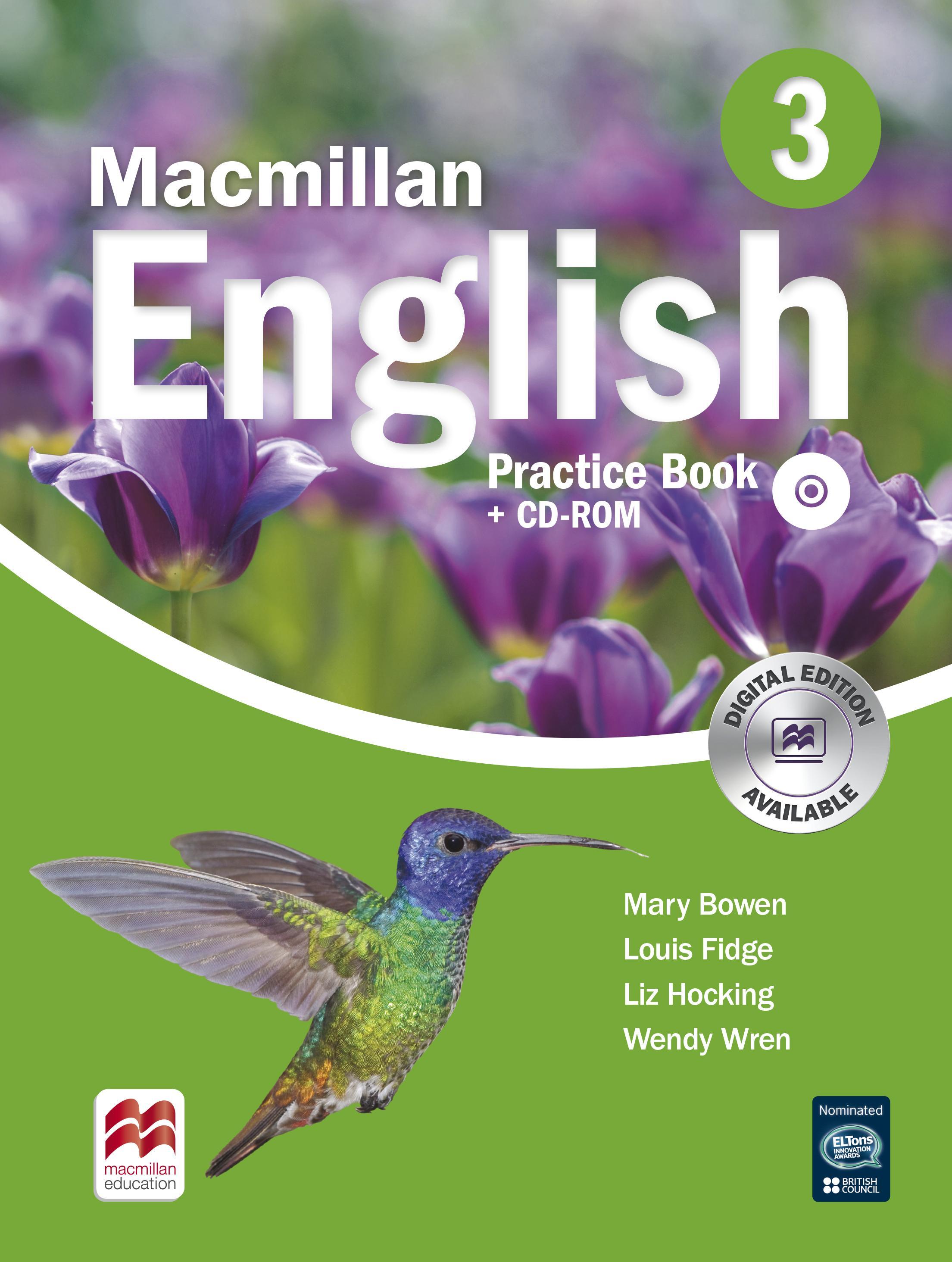 Macmillan English 3 Practice Book Pack