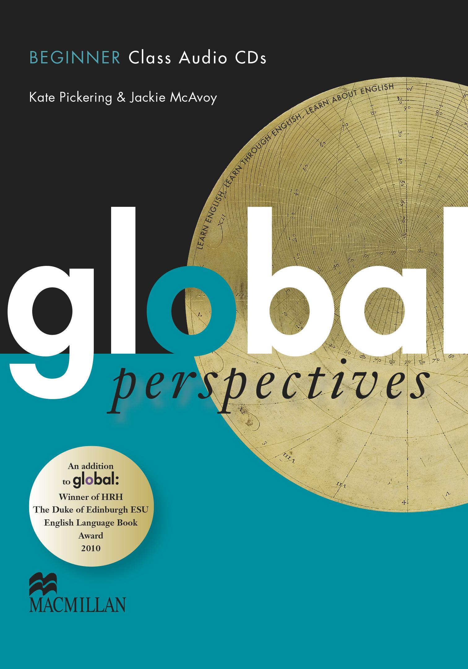 Global Perspectives Beginner Class Audio CDs