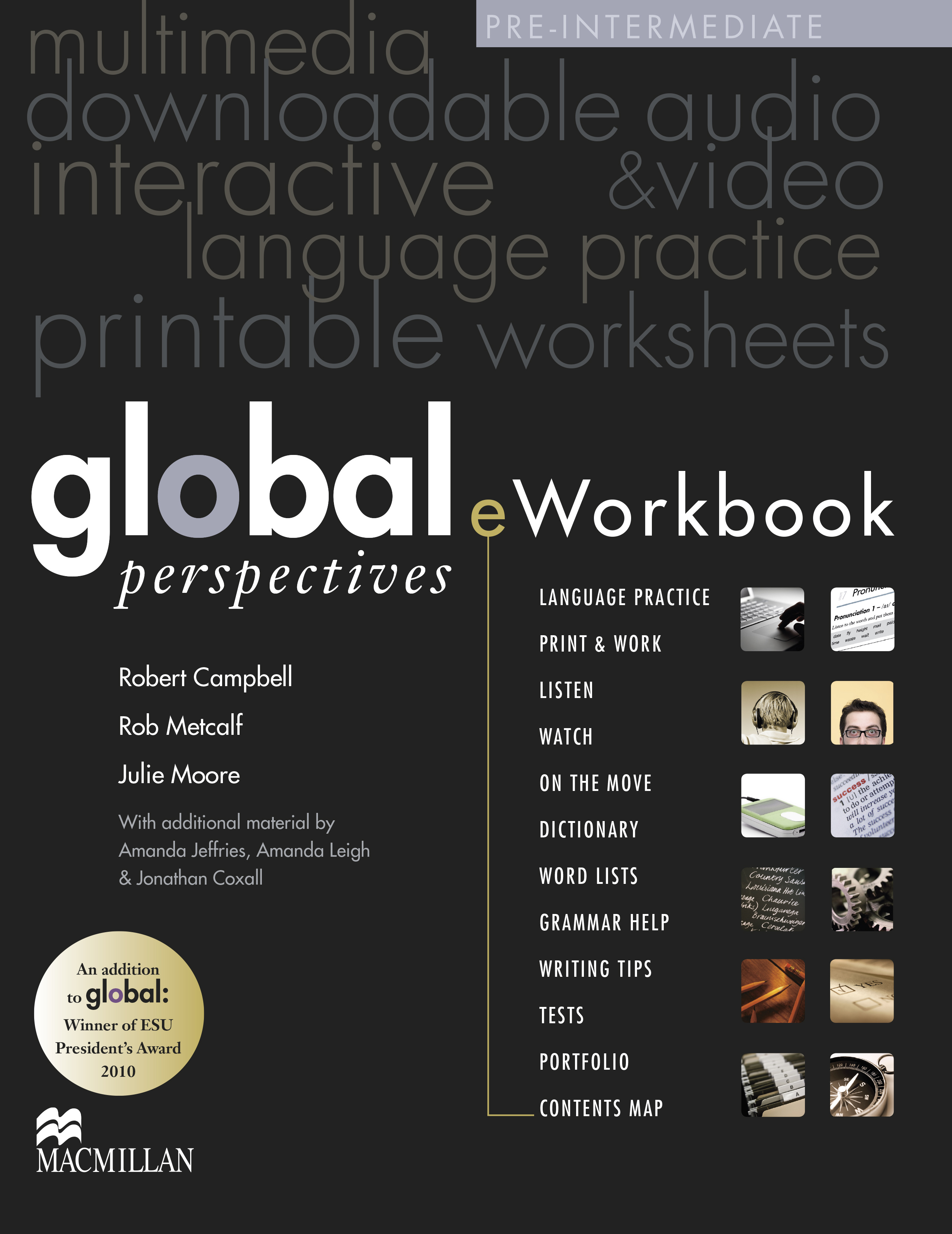 Global Perspectives Pre-Intermediate eWorkbook