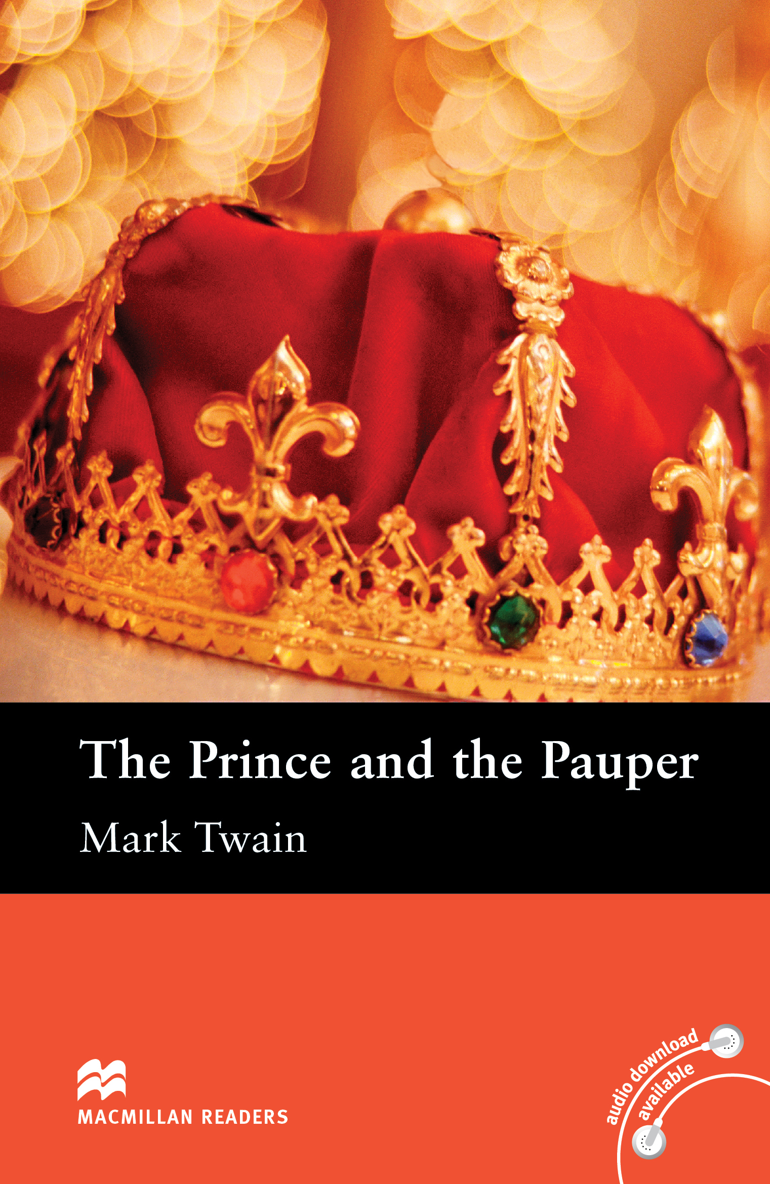 Macmillan Readers: The Prince and The Pauper without CD