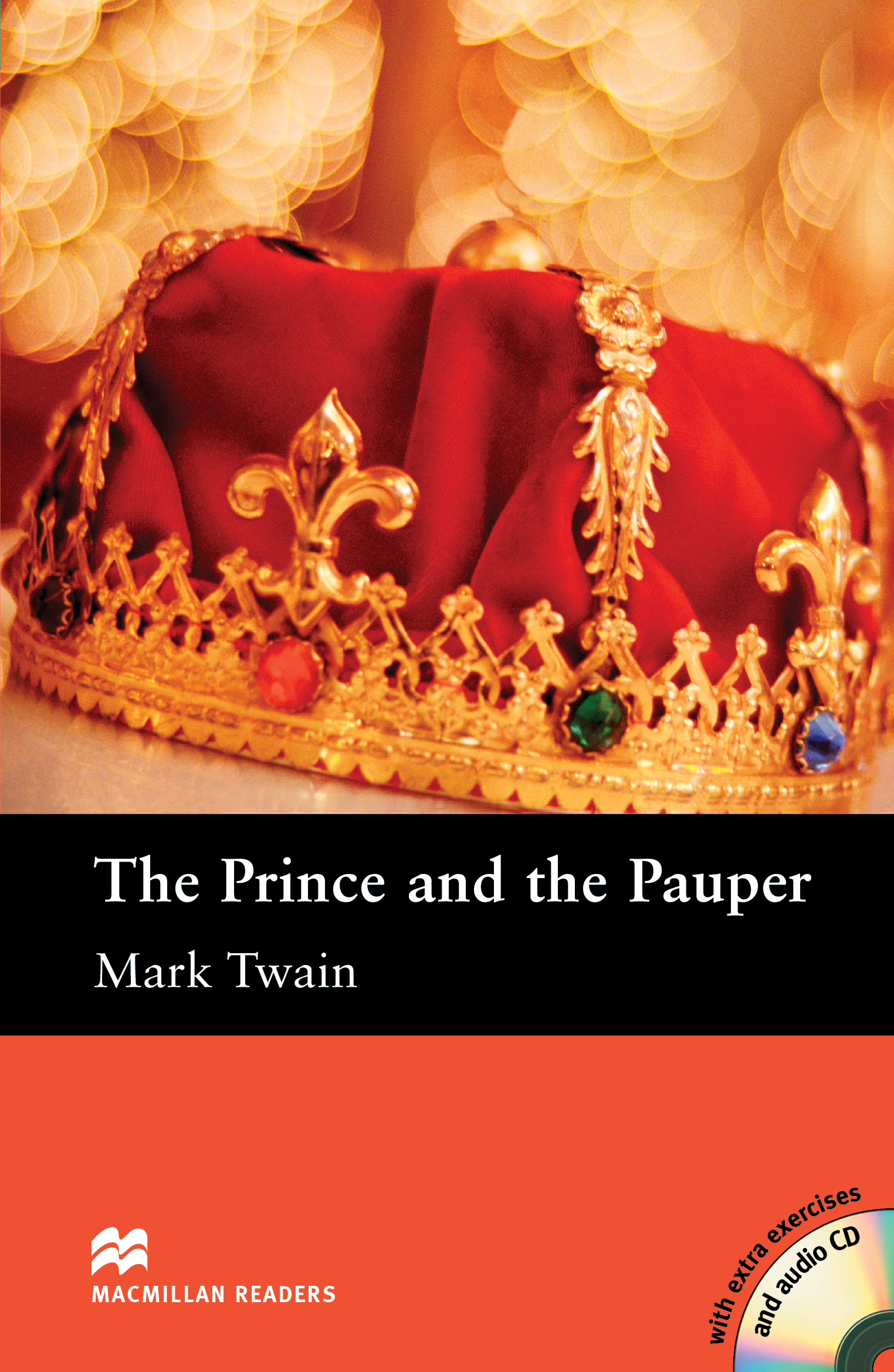 Macmillan Readers: The Prince and The Pauper Pack
