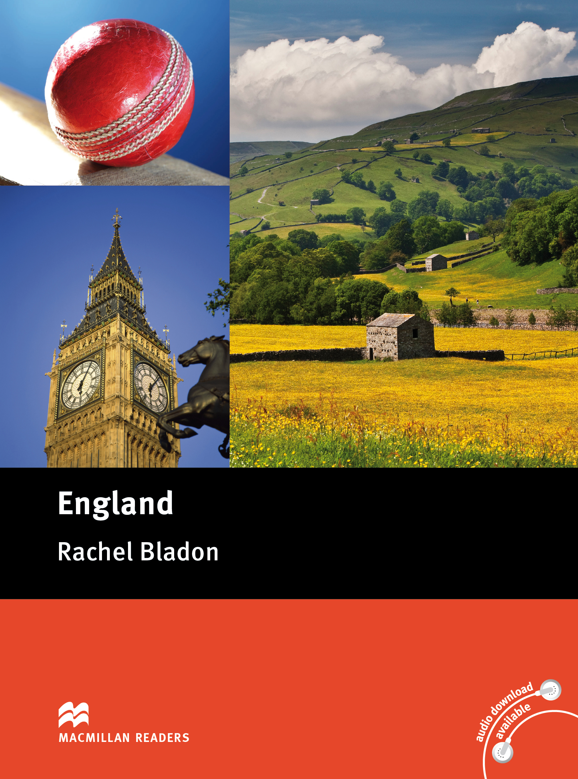 Macmillan Cultural Readers: England without CD