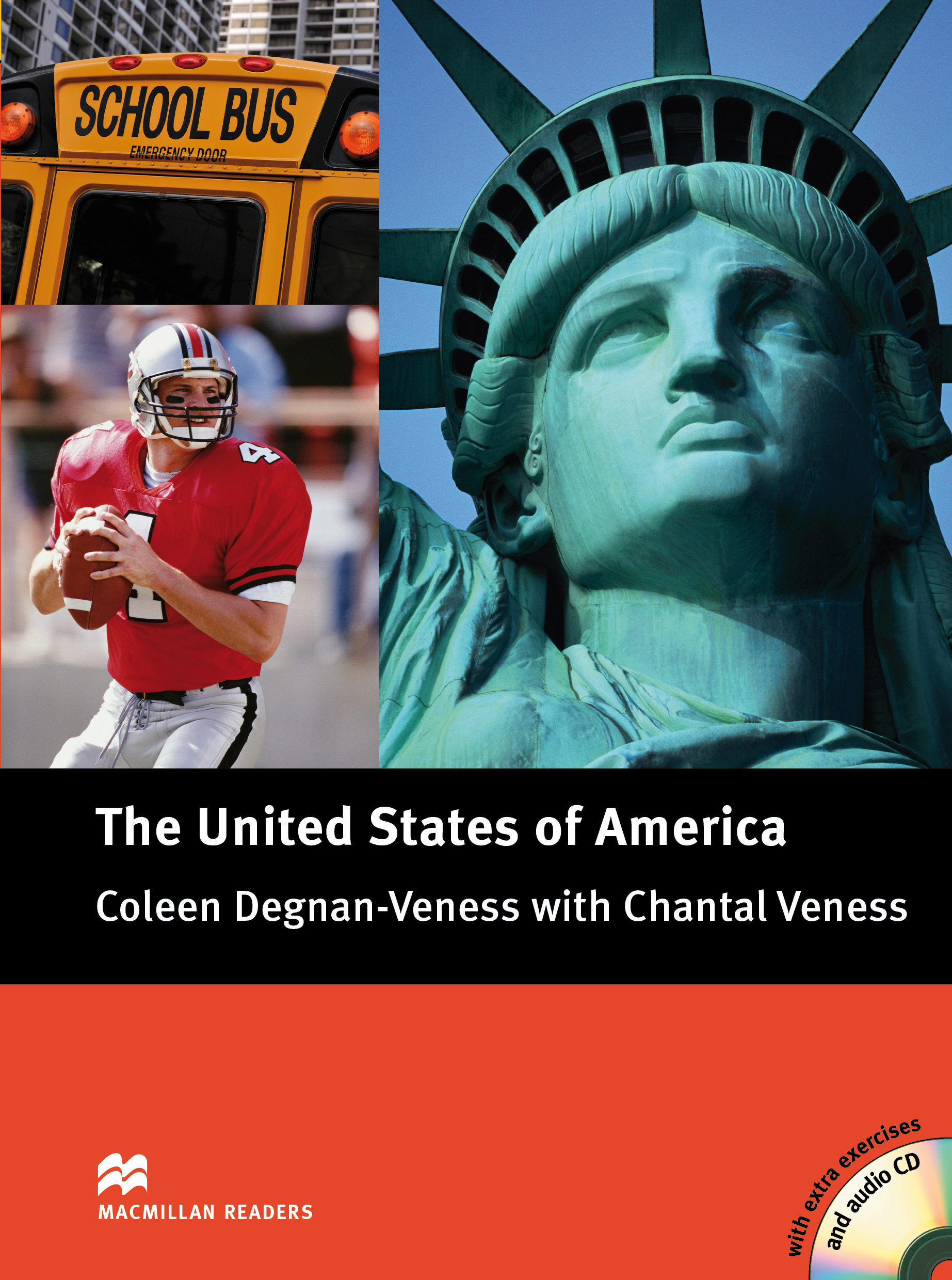 Macmillan Cultural Readers: The United States of America Pack
