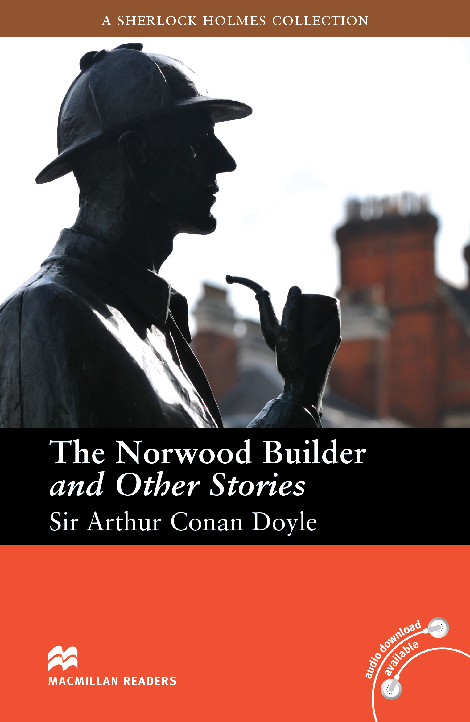 Macmillan Readers: The Norwood Builder and Other Stories without CD