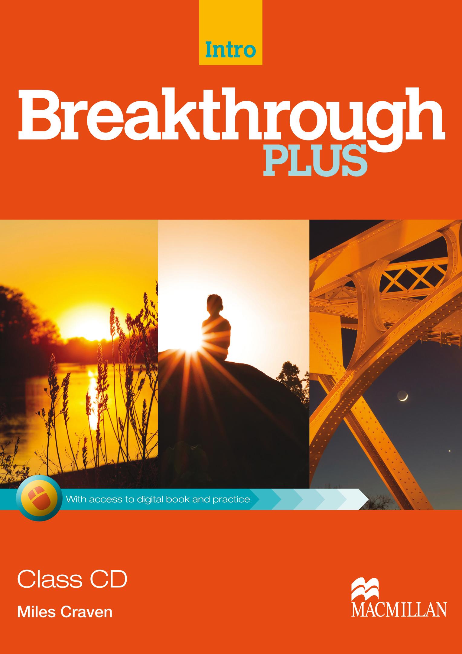 Breakthrough Plus Intro Level Class Audio CD