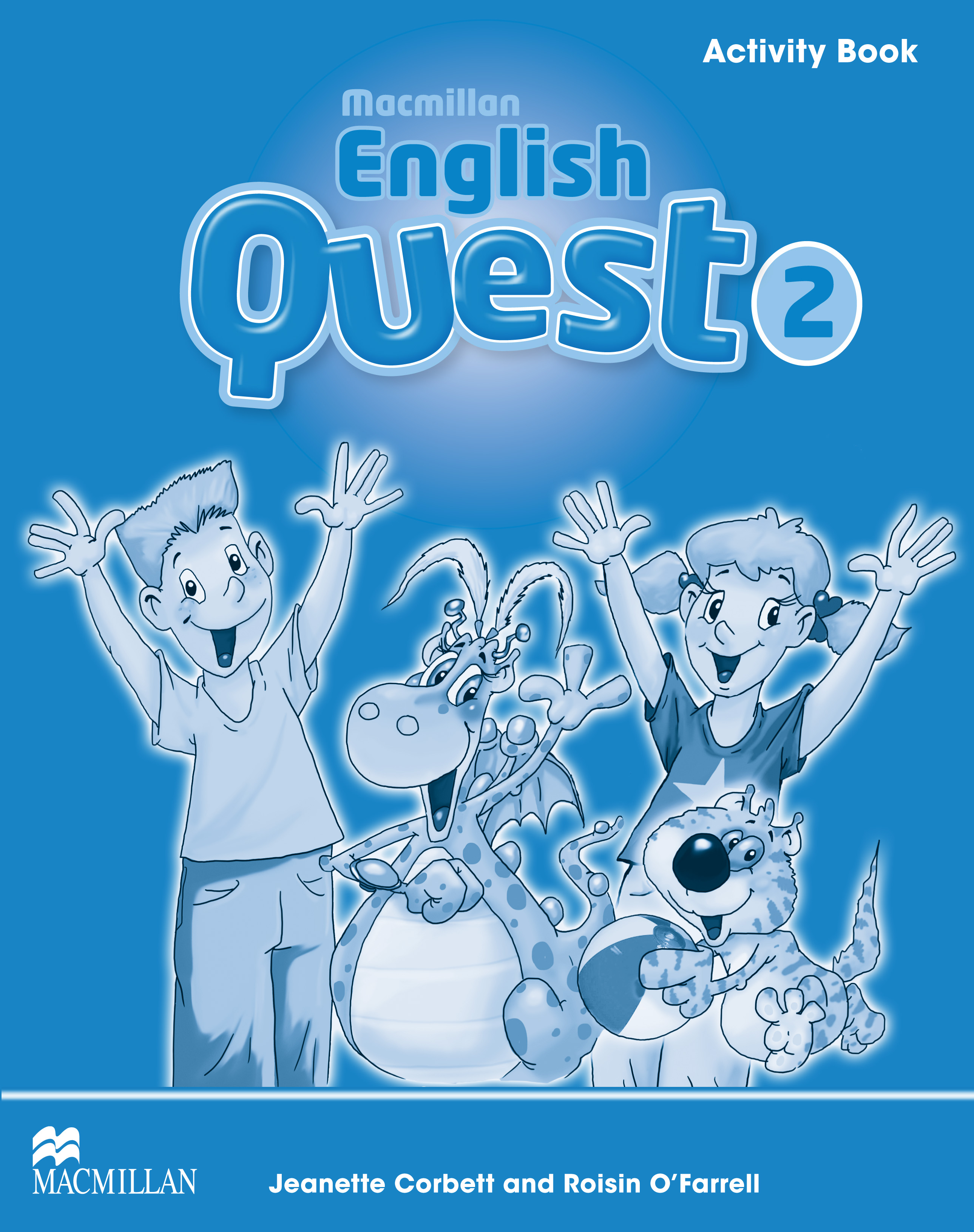 Macmillan English Quest 2 Activity Book