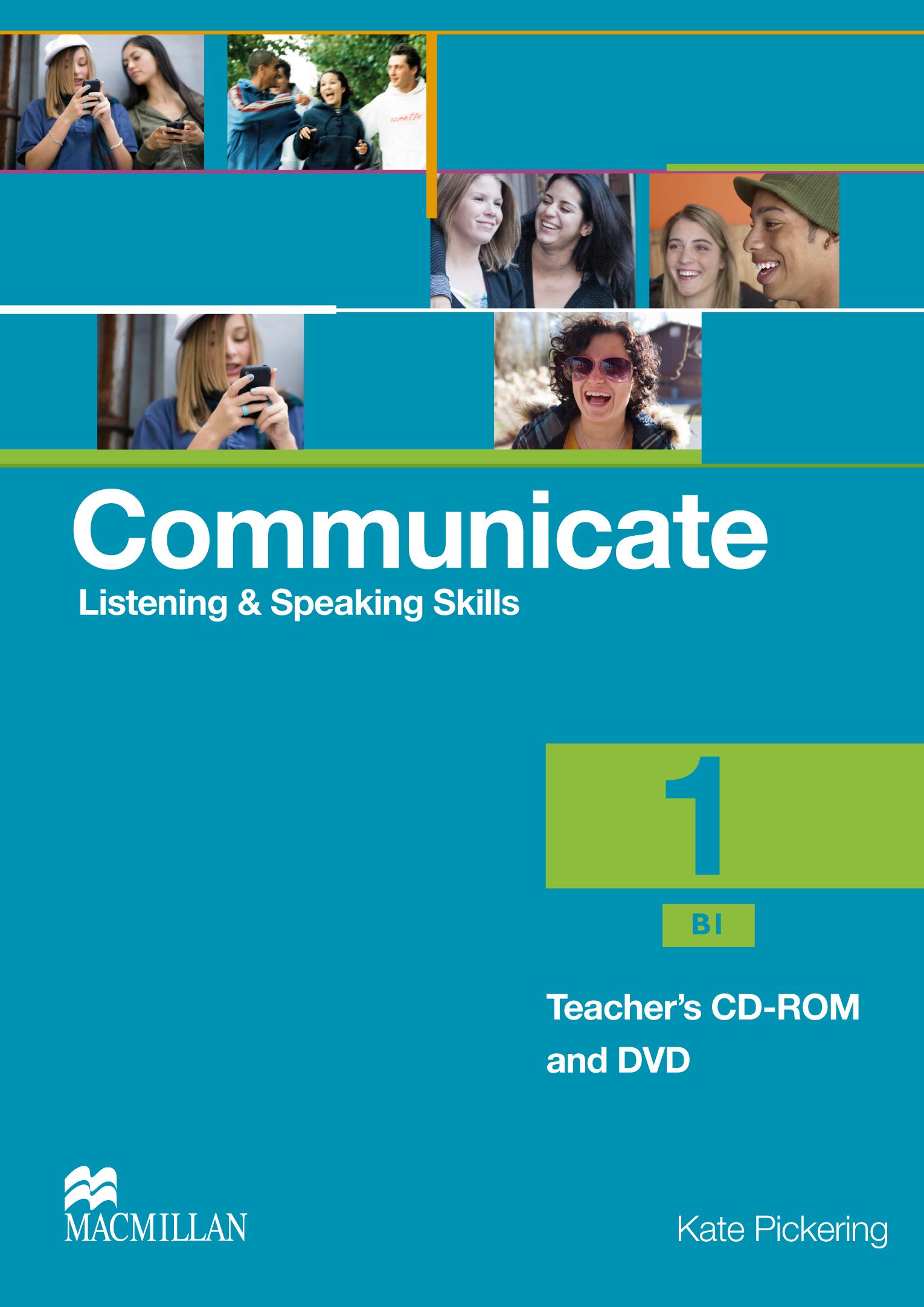 Communicate 1 Teacher
