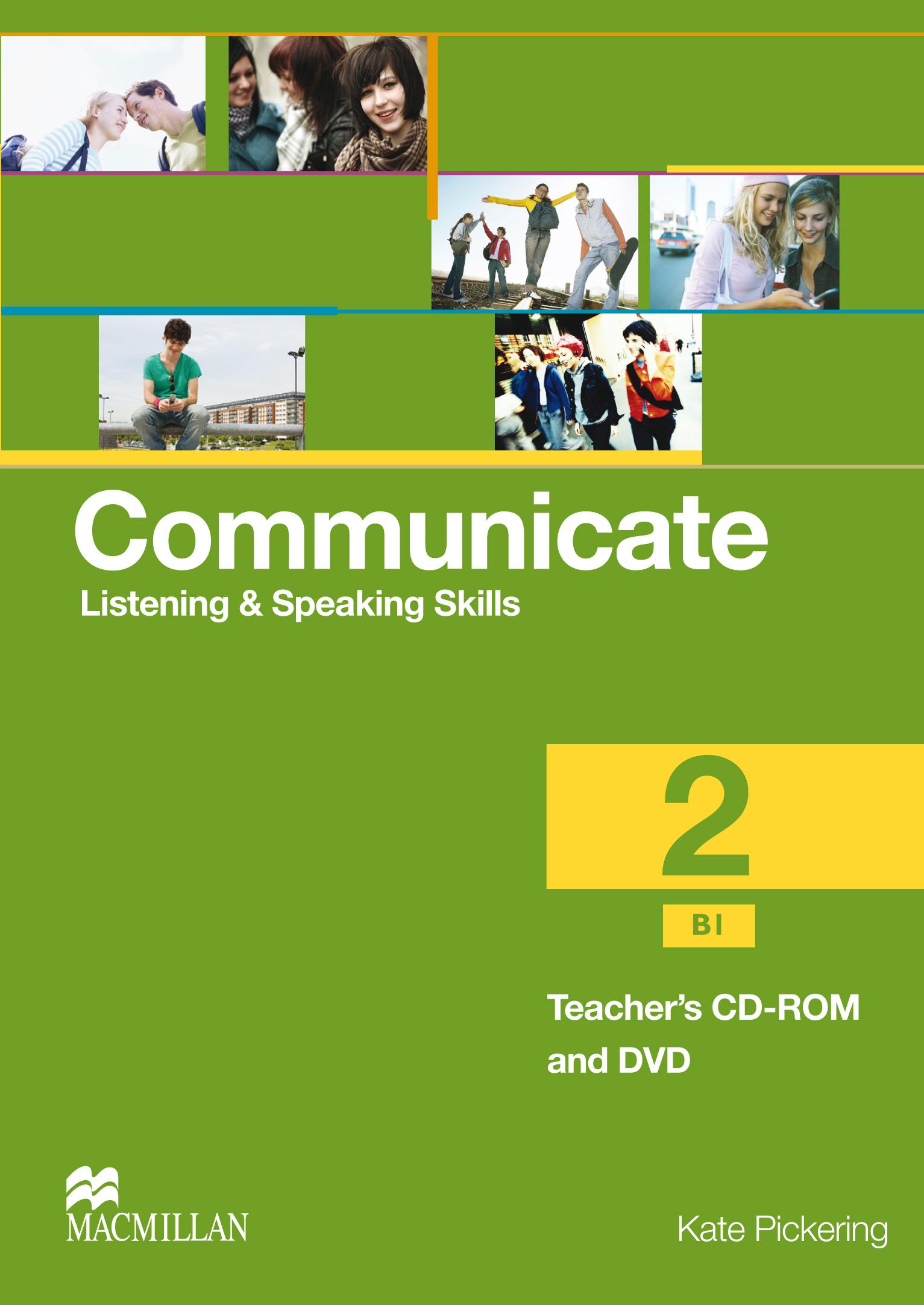 Communicate 2 Teacher's CD-ROM and DVD Pack