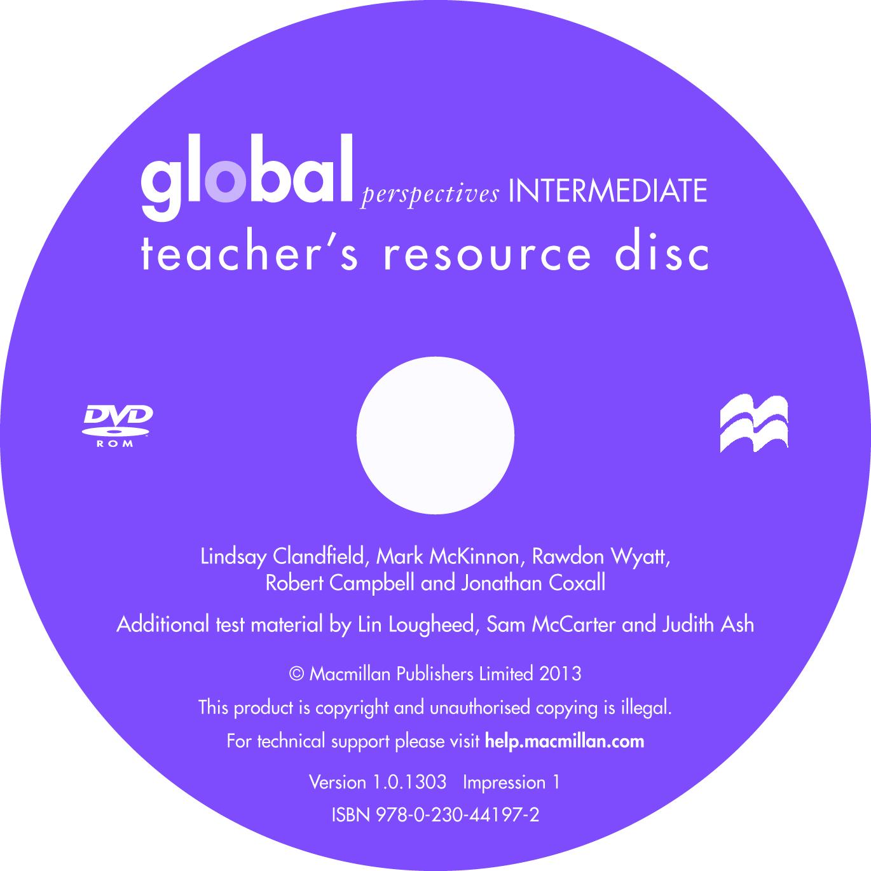 Global Perspectives Intermediate Teacher