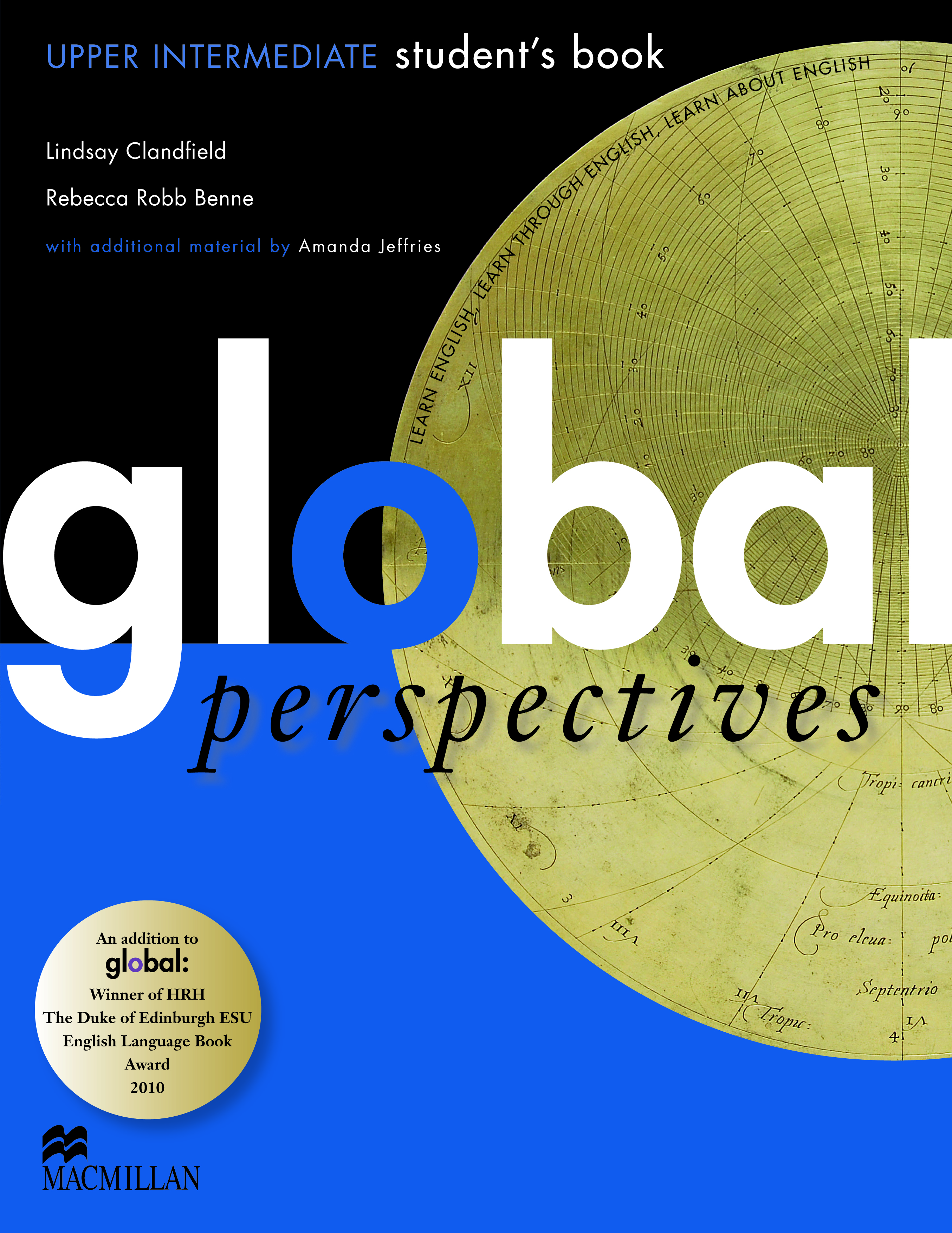 Global Perspectives Upper Intermediate Student