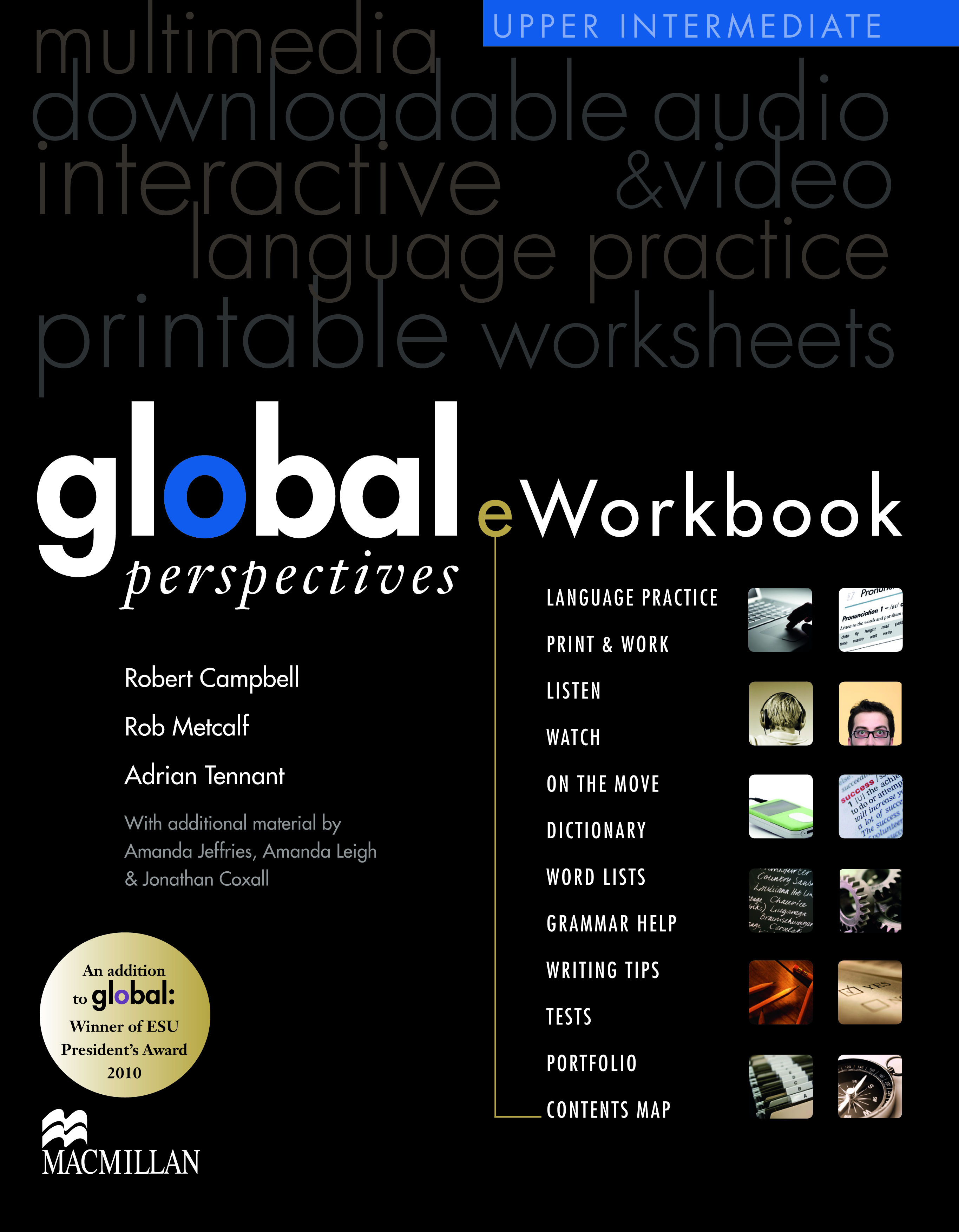 Global Perspectives Upper Intermediate eWorkbook