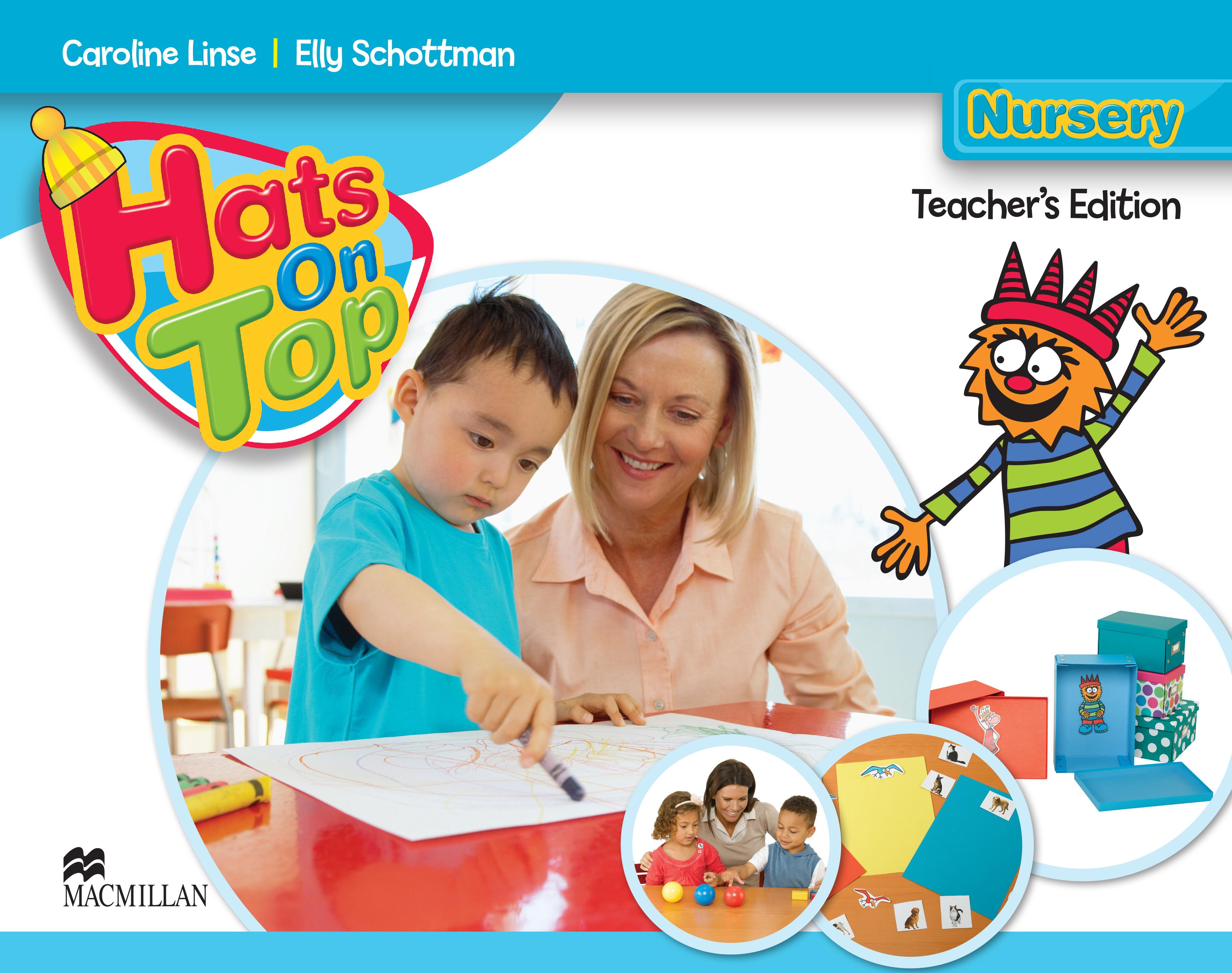 Hats On Top Nursery Teacher