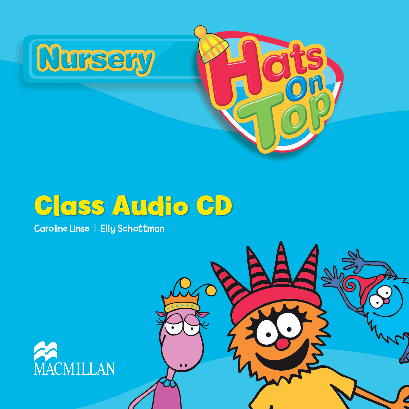 Hats On Top Nursery Class Audio CD