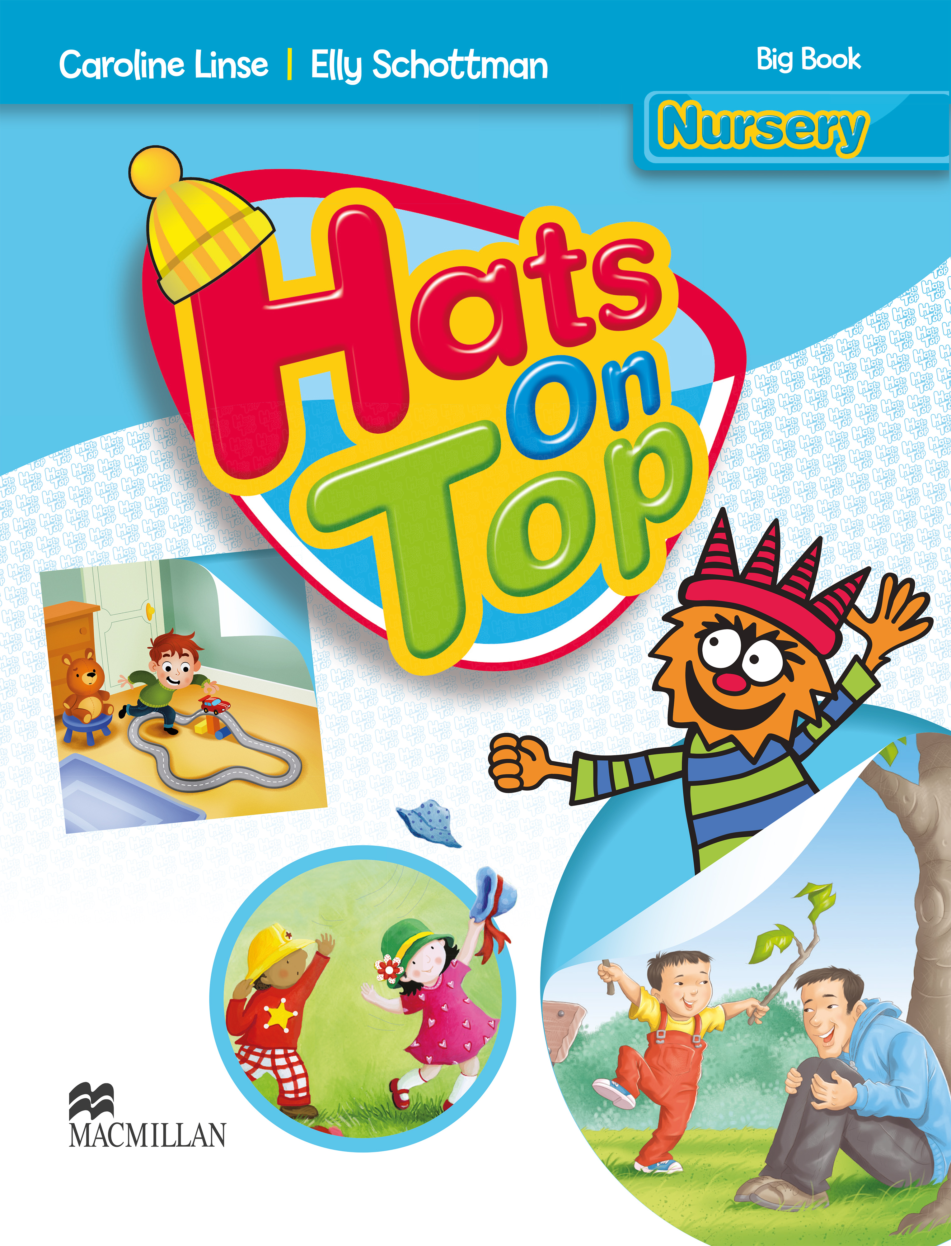 Hats On Top Nursery Big Book