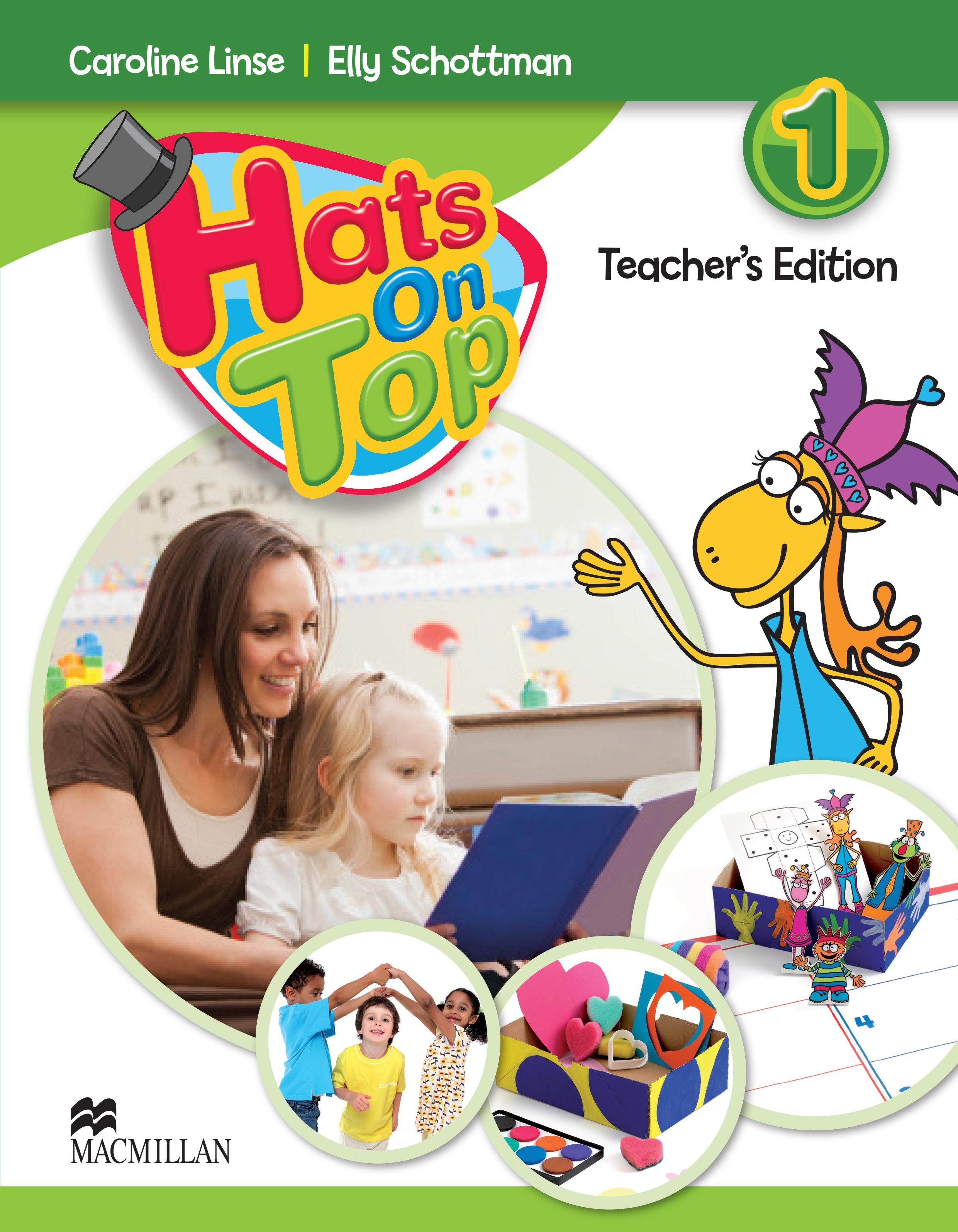 Hats On Top 1 Teacher
