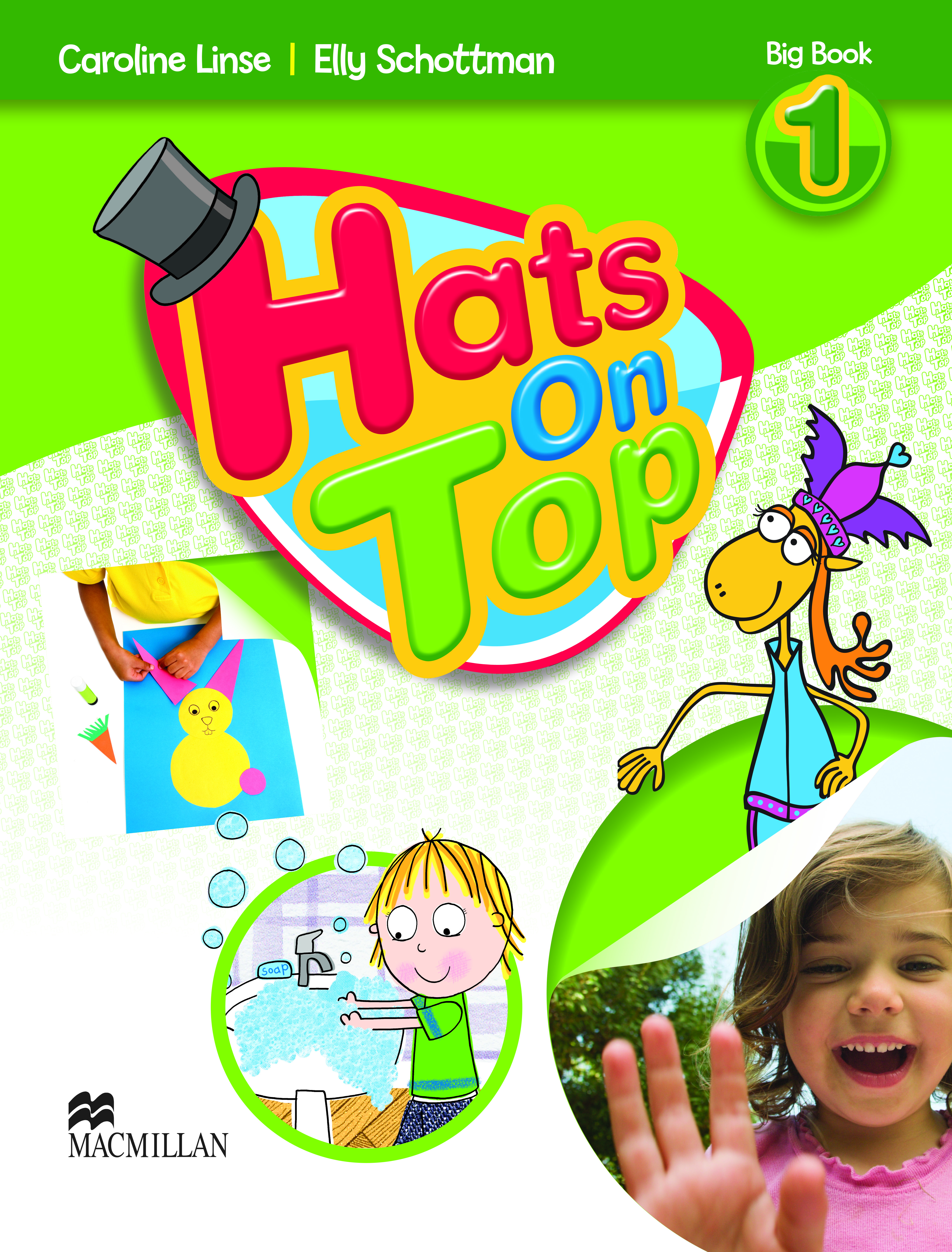 Hats On Top 1 Big Book