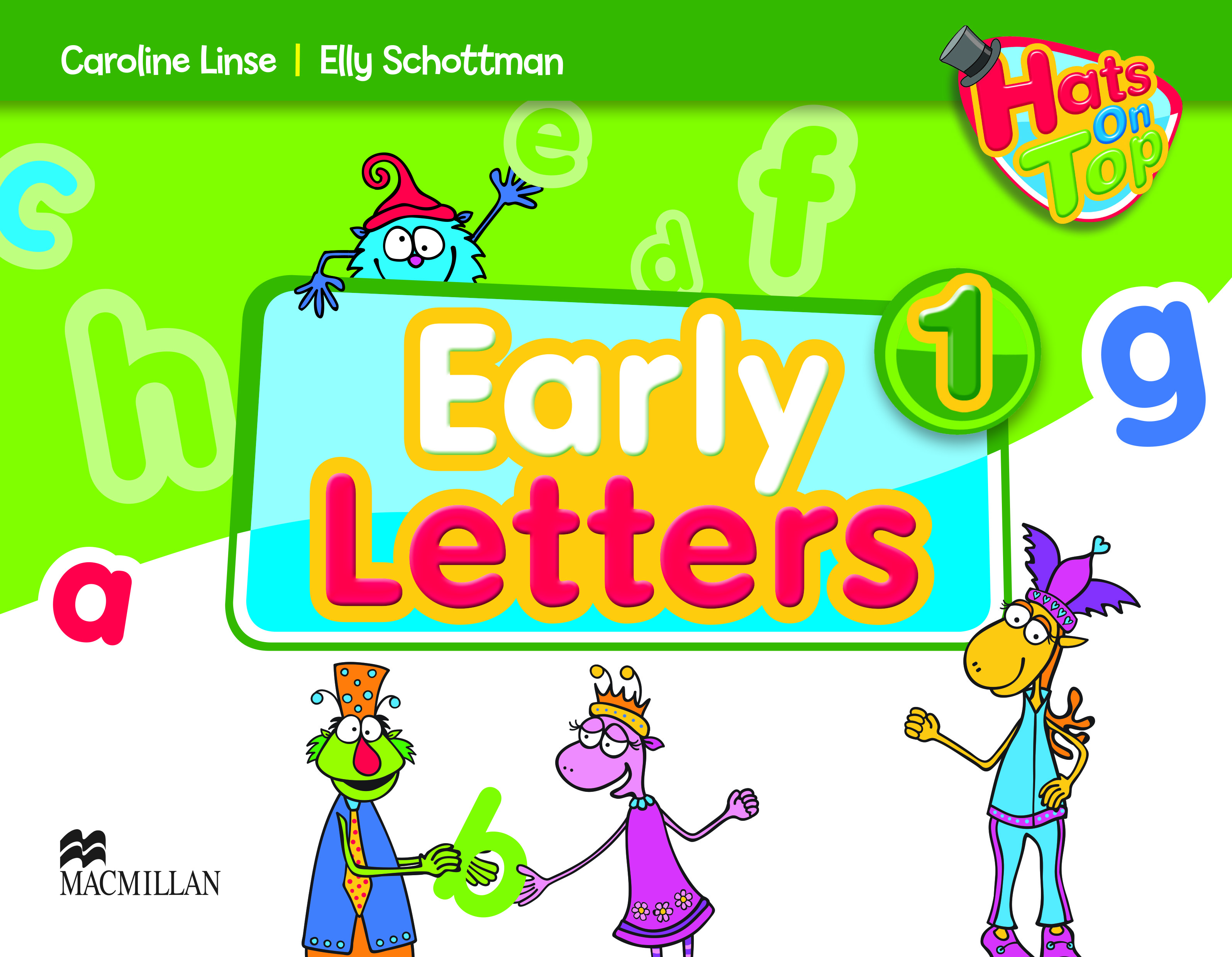 Hats On Top 1 Early Letters Book