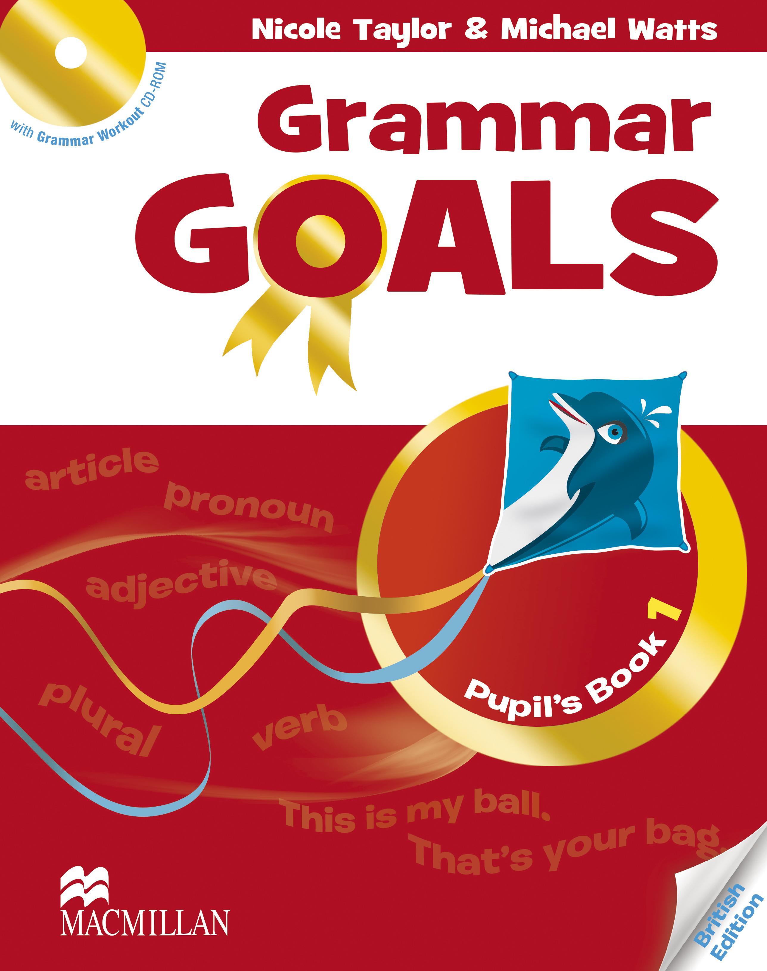Grammar Goals Level 1 Pupil