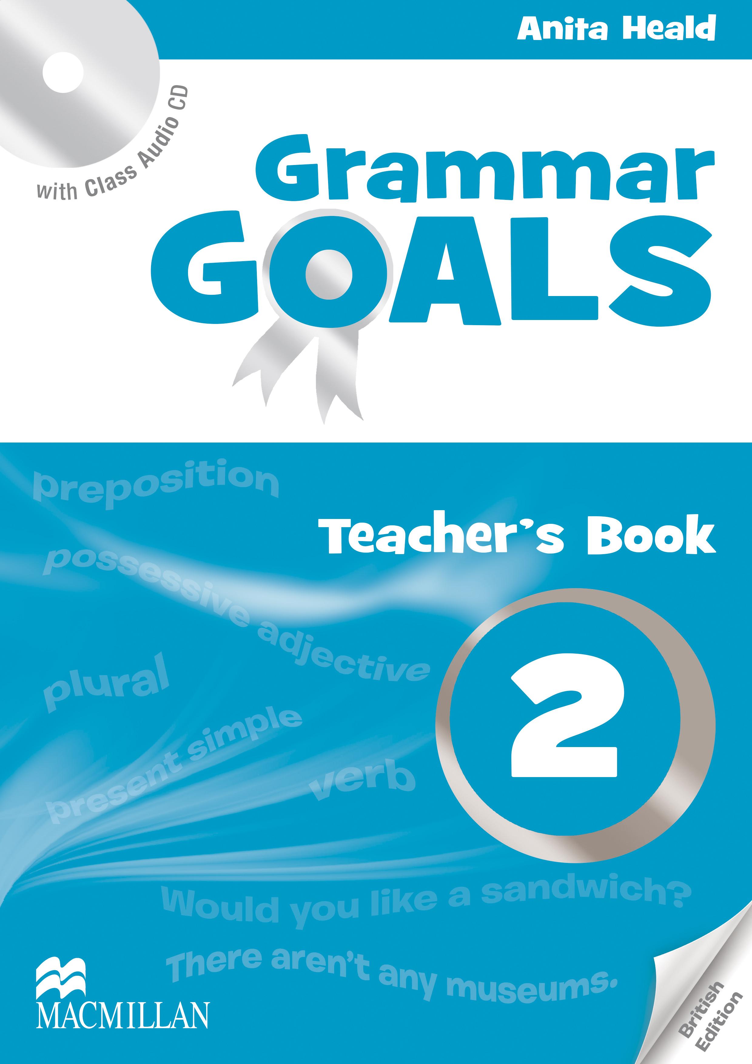 Grammar Goals Level 2 Teacher