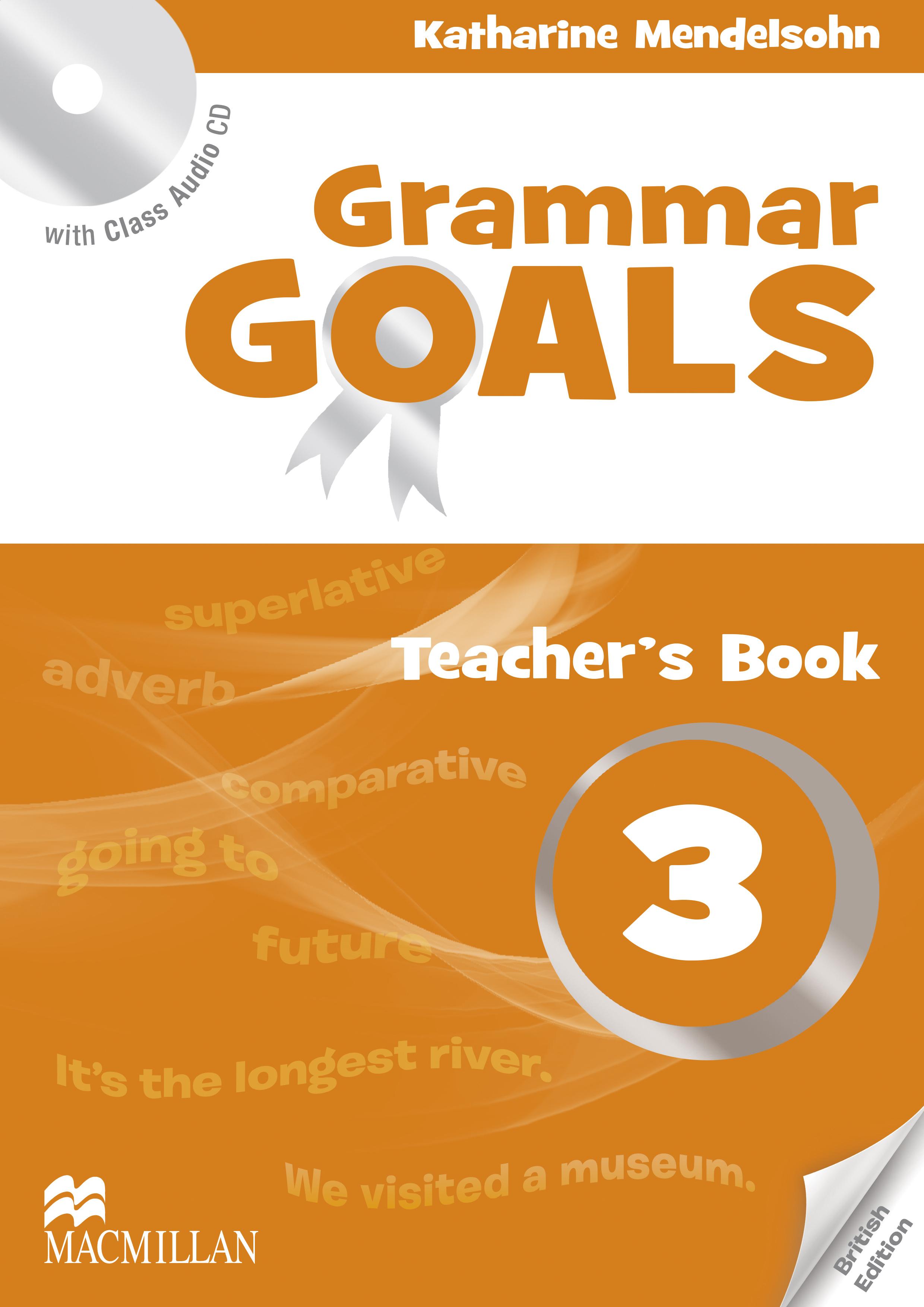 Grammar Goals Level 3 Teacher