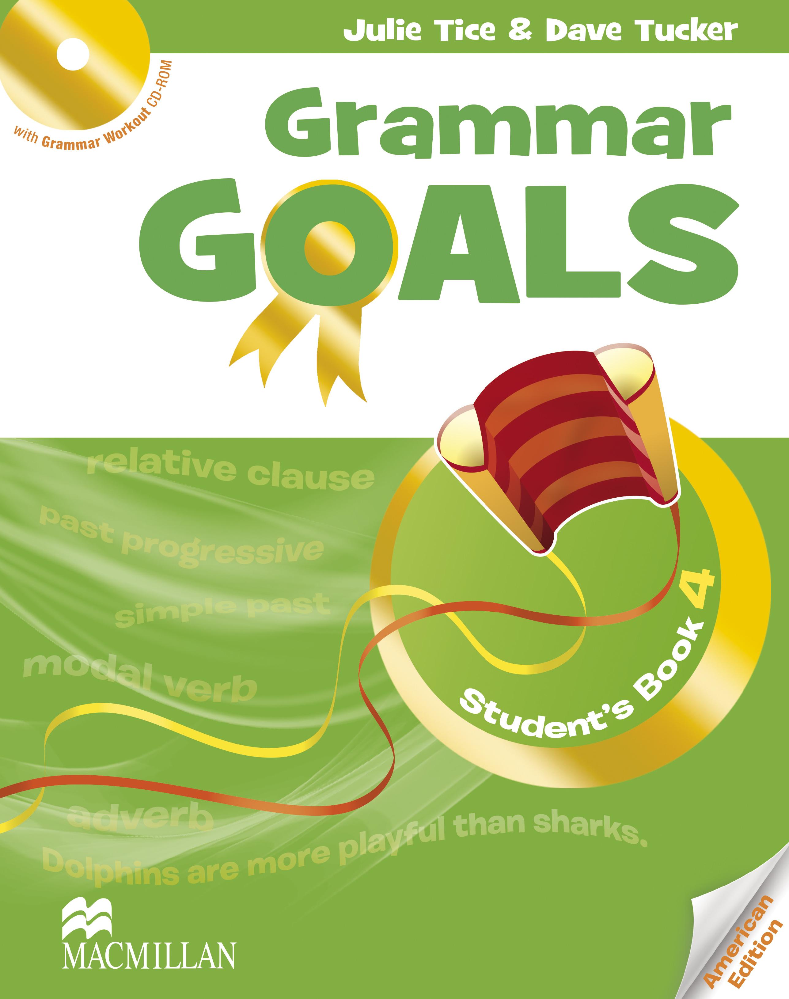 American Grammar Goals Level 4 Student