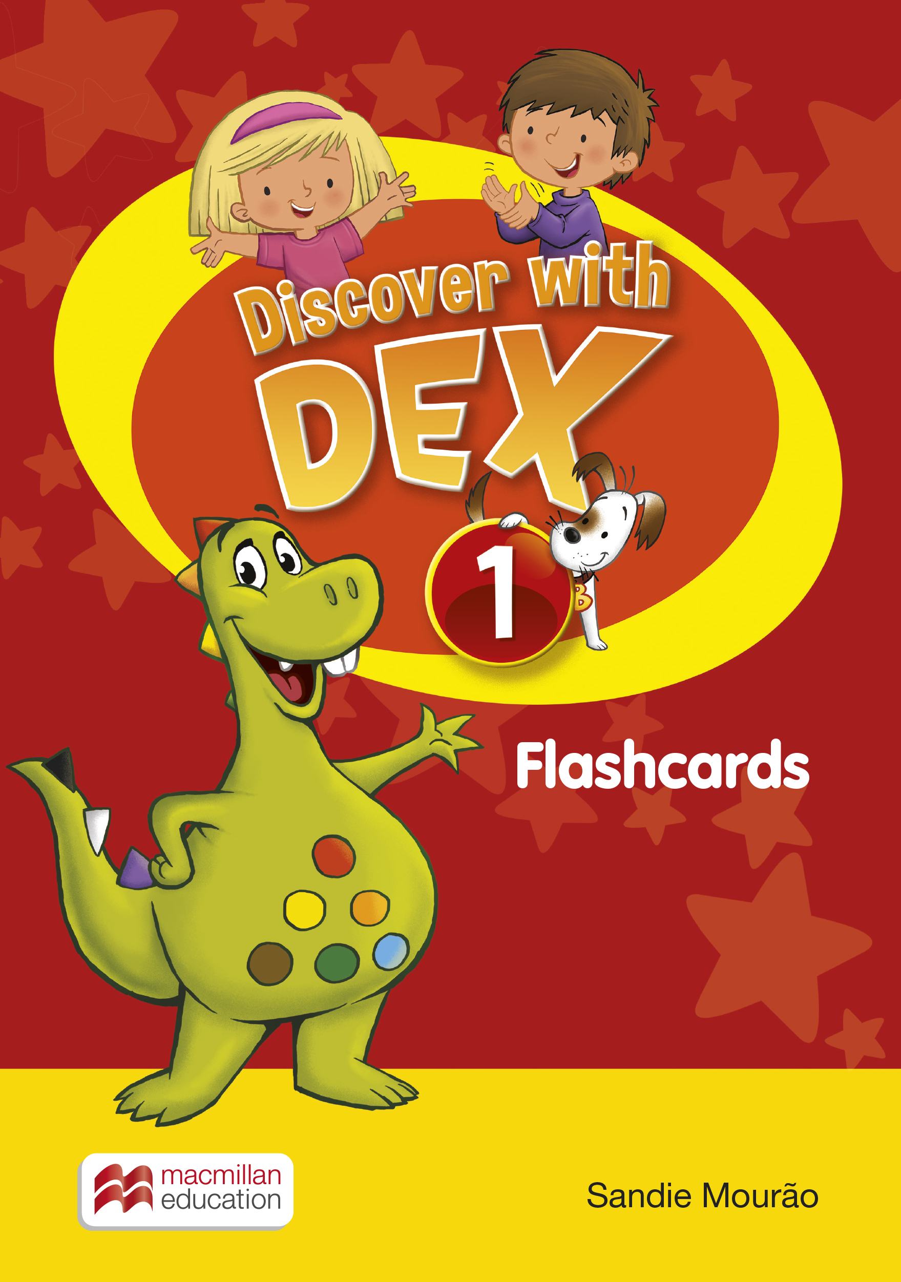 Discover with Dex Level 1 Flashcards
