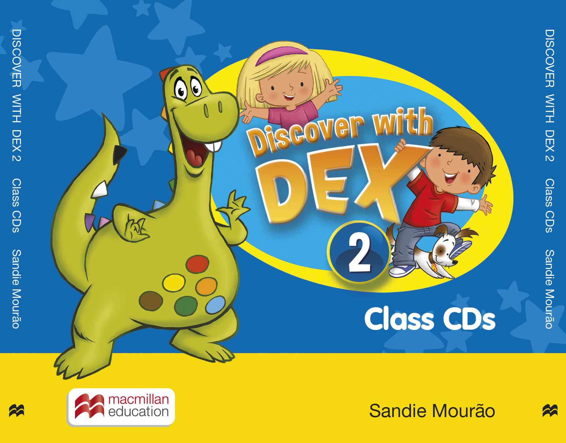 Discover with Dex Level 2 Class Audio CD