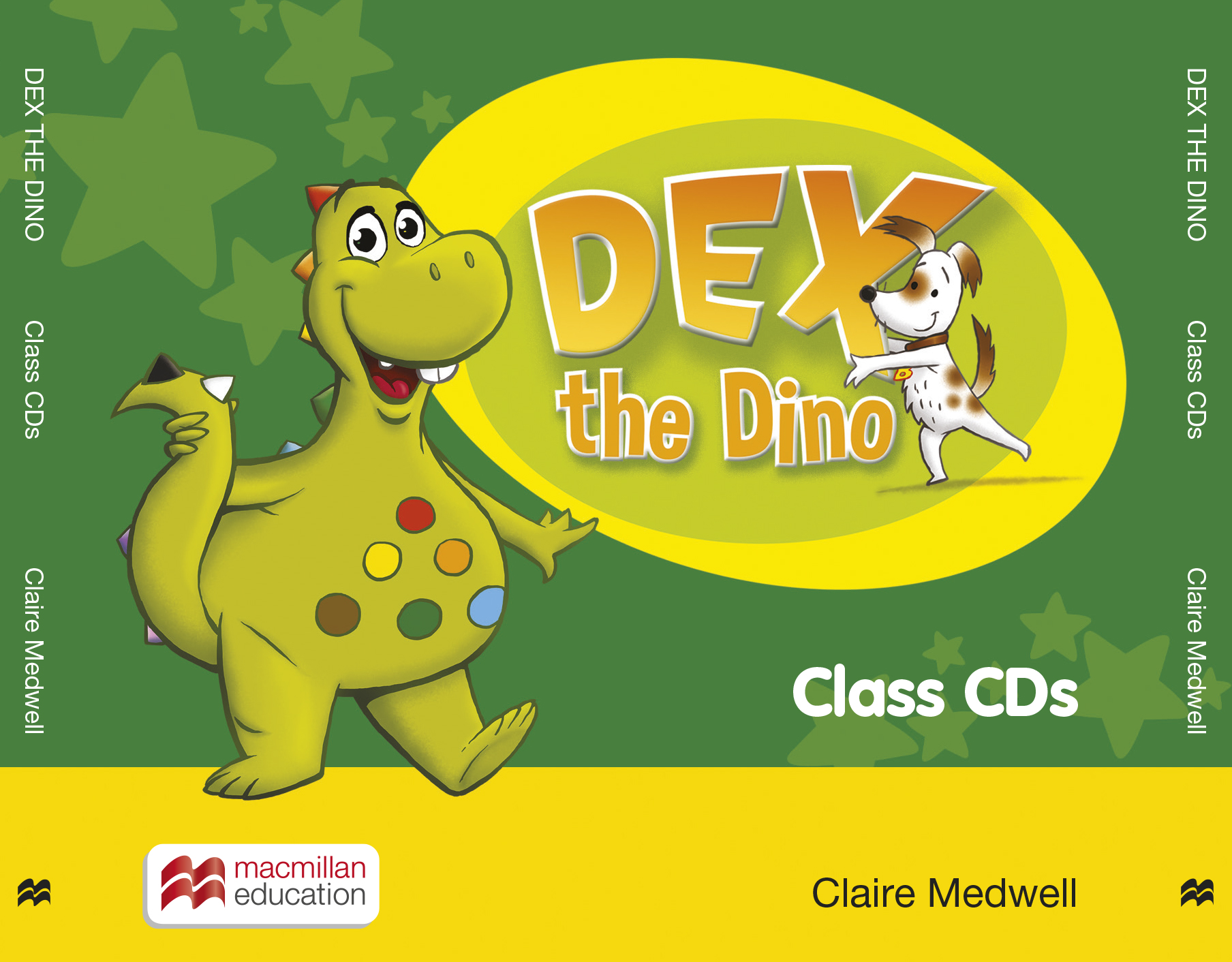 Dex the Dino Class CDs