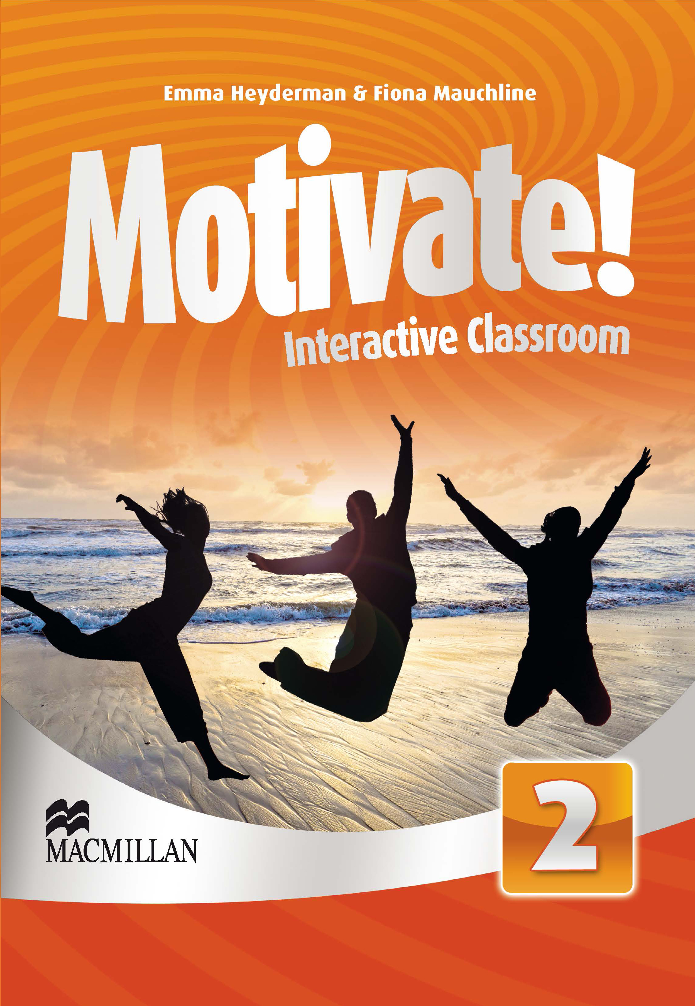 Motivate! Level 2 IWB DVD-ROM