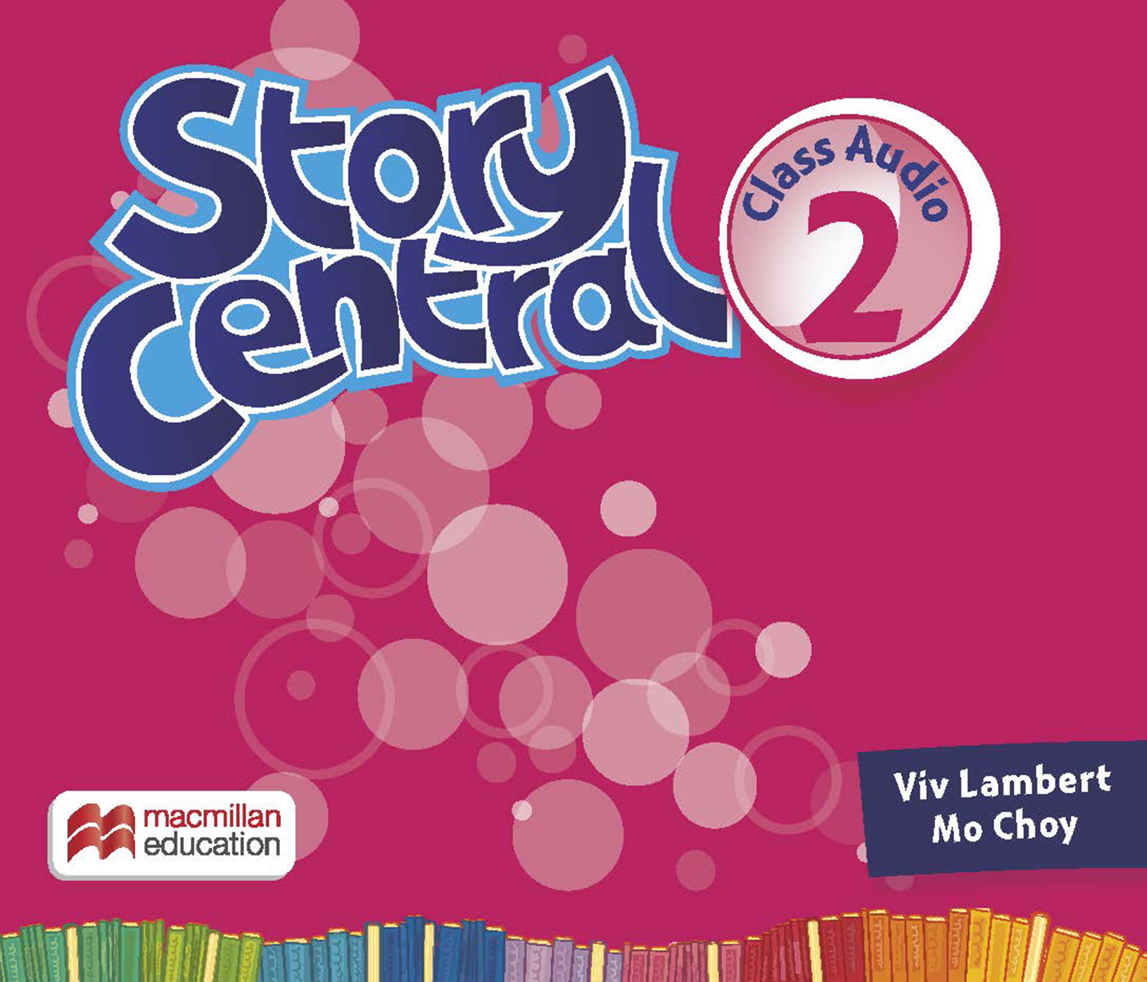Story Central Level 2 Class Audio CDs