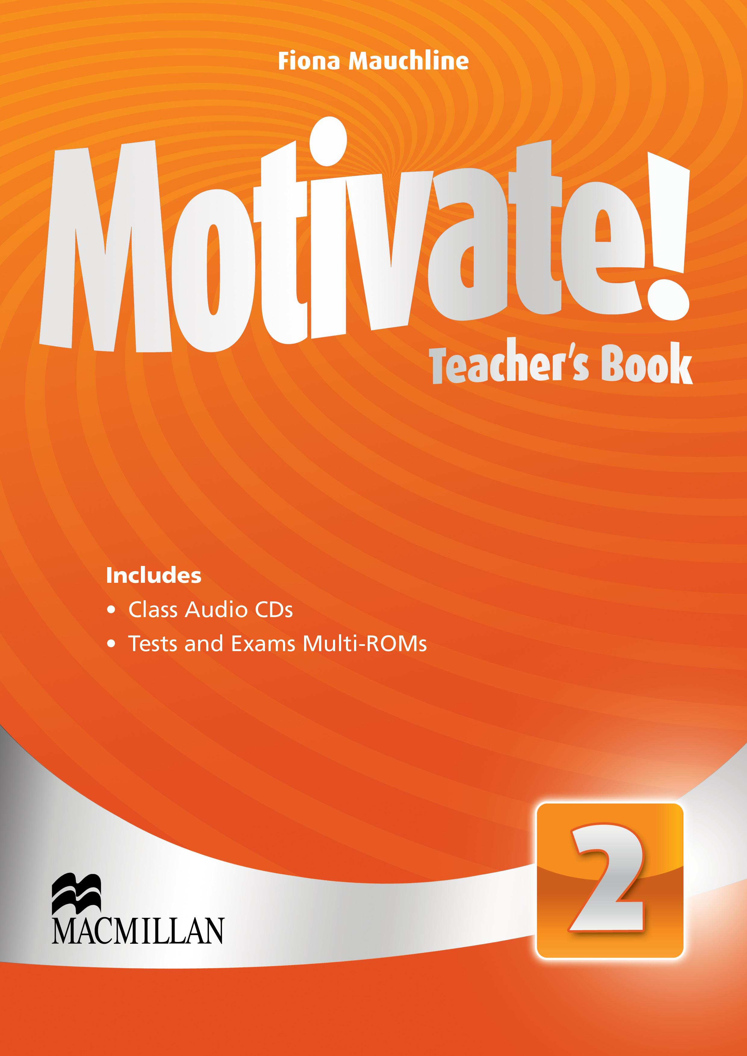 Motivate! Level 2 Teacher