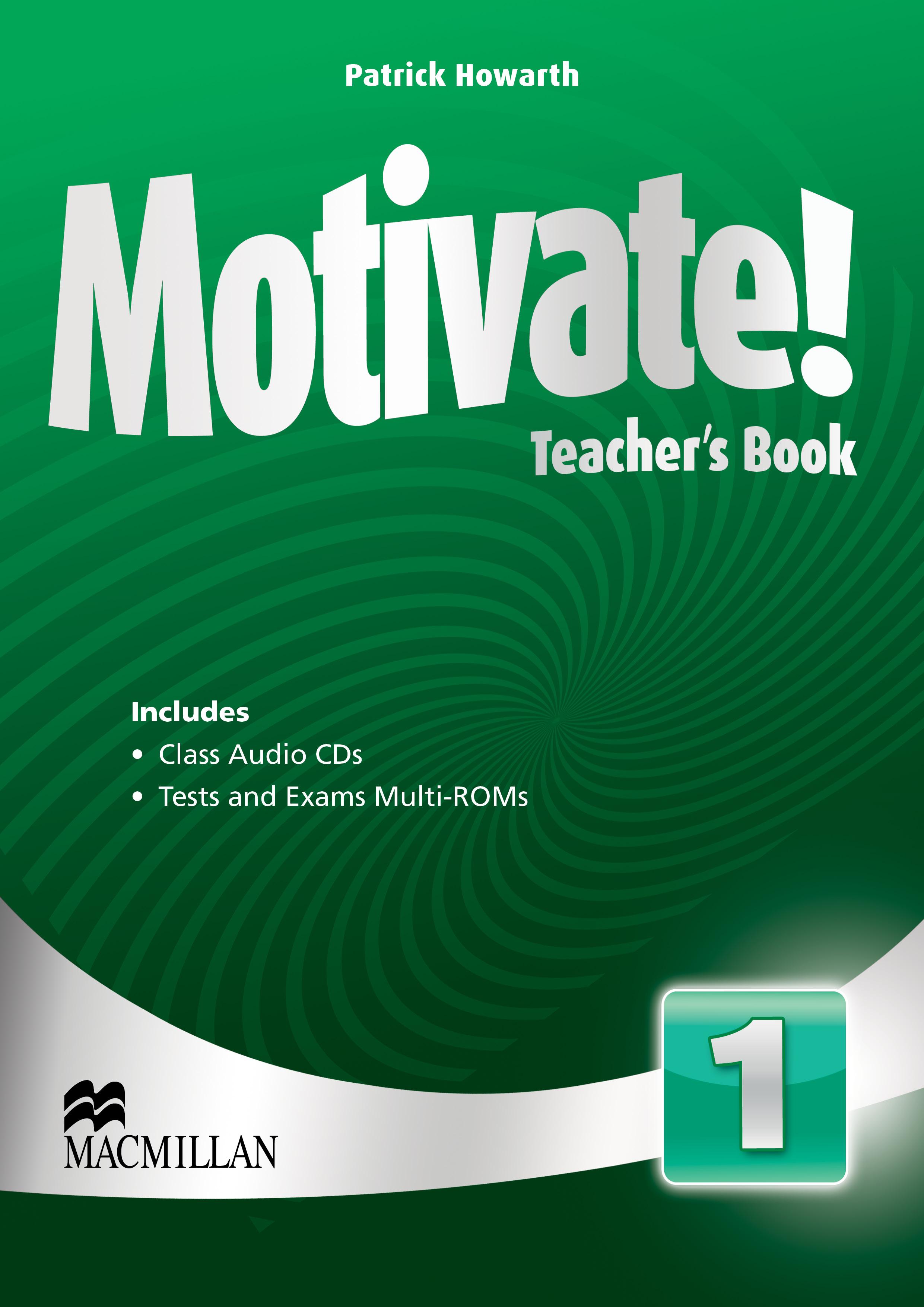 Motivate! Level 1 Teacher