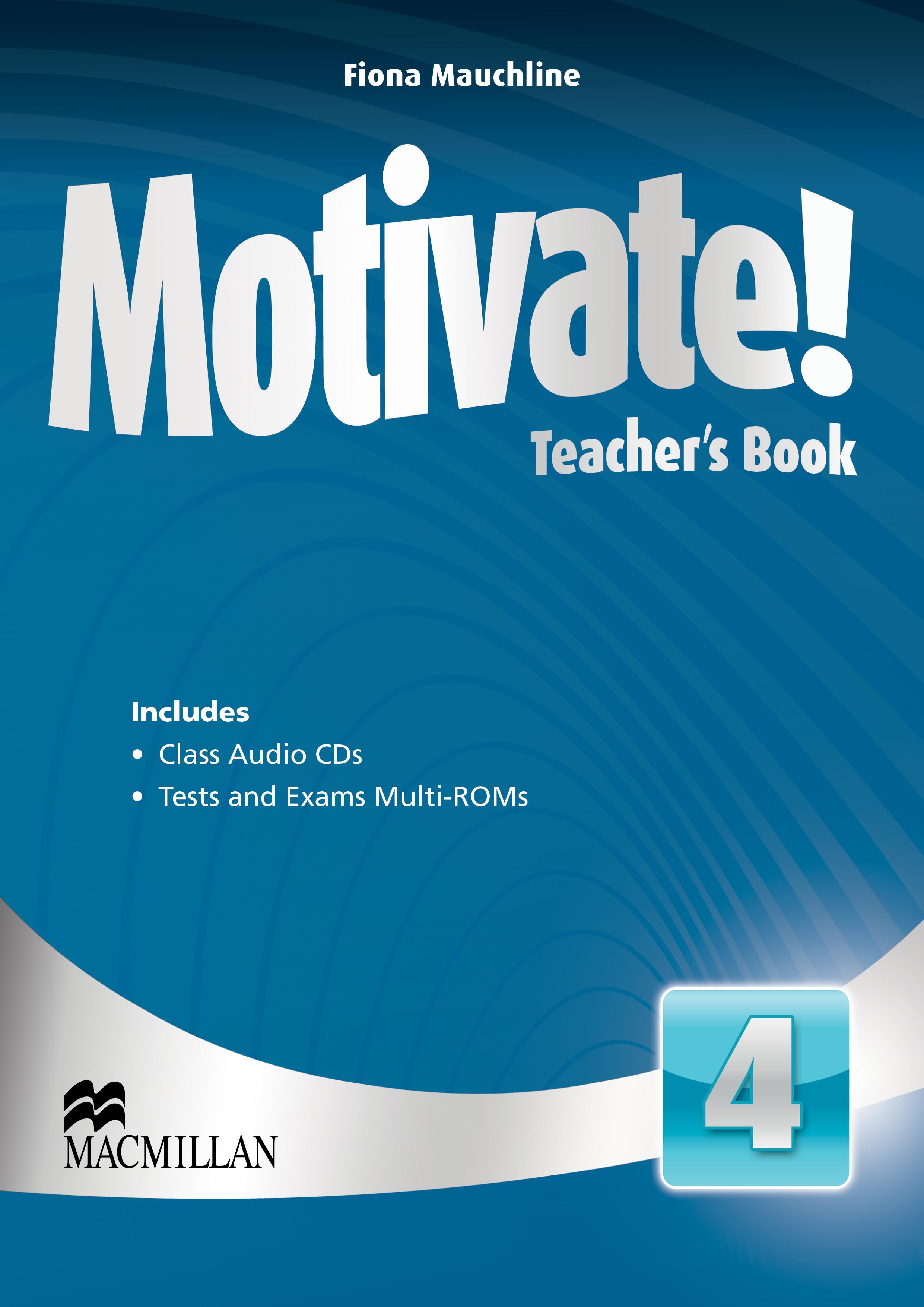 Motivate! Level 4 Teacher