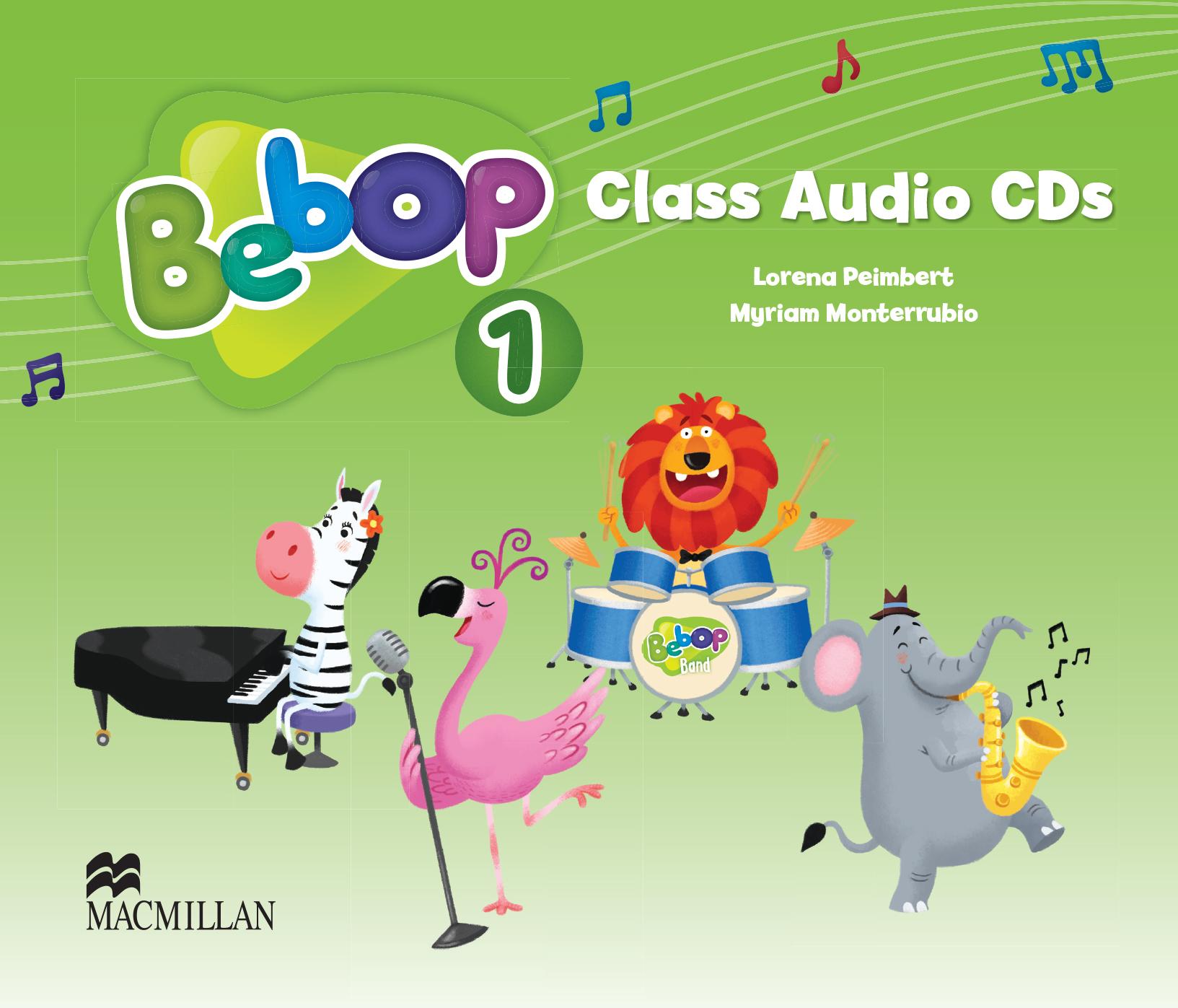 Bebop Level 1 Class Audio CD