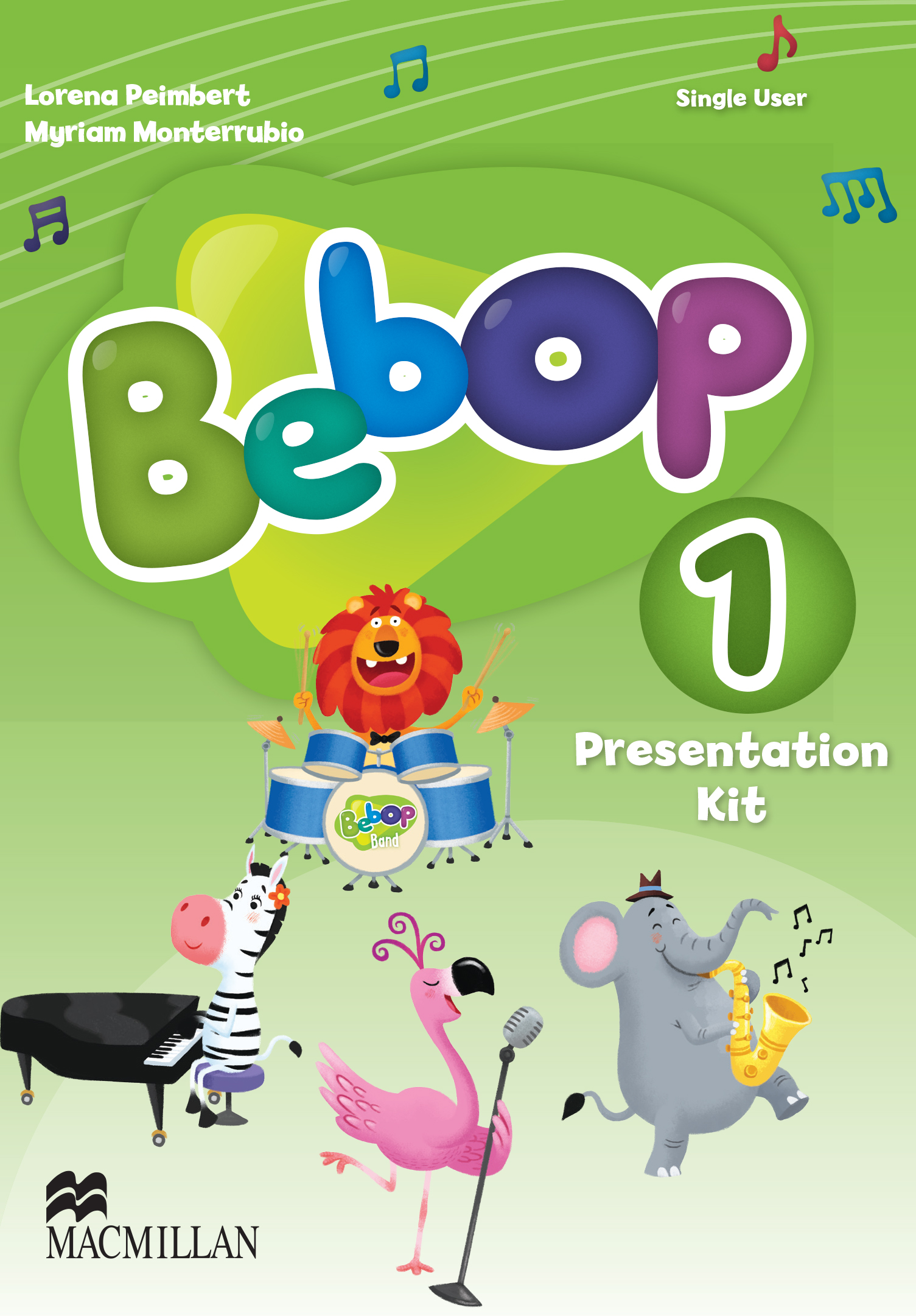 Bebop Level 1 Presentation Kit
