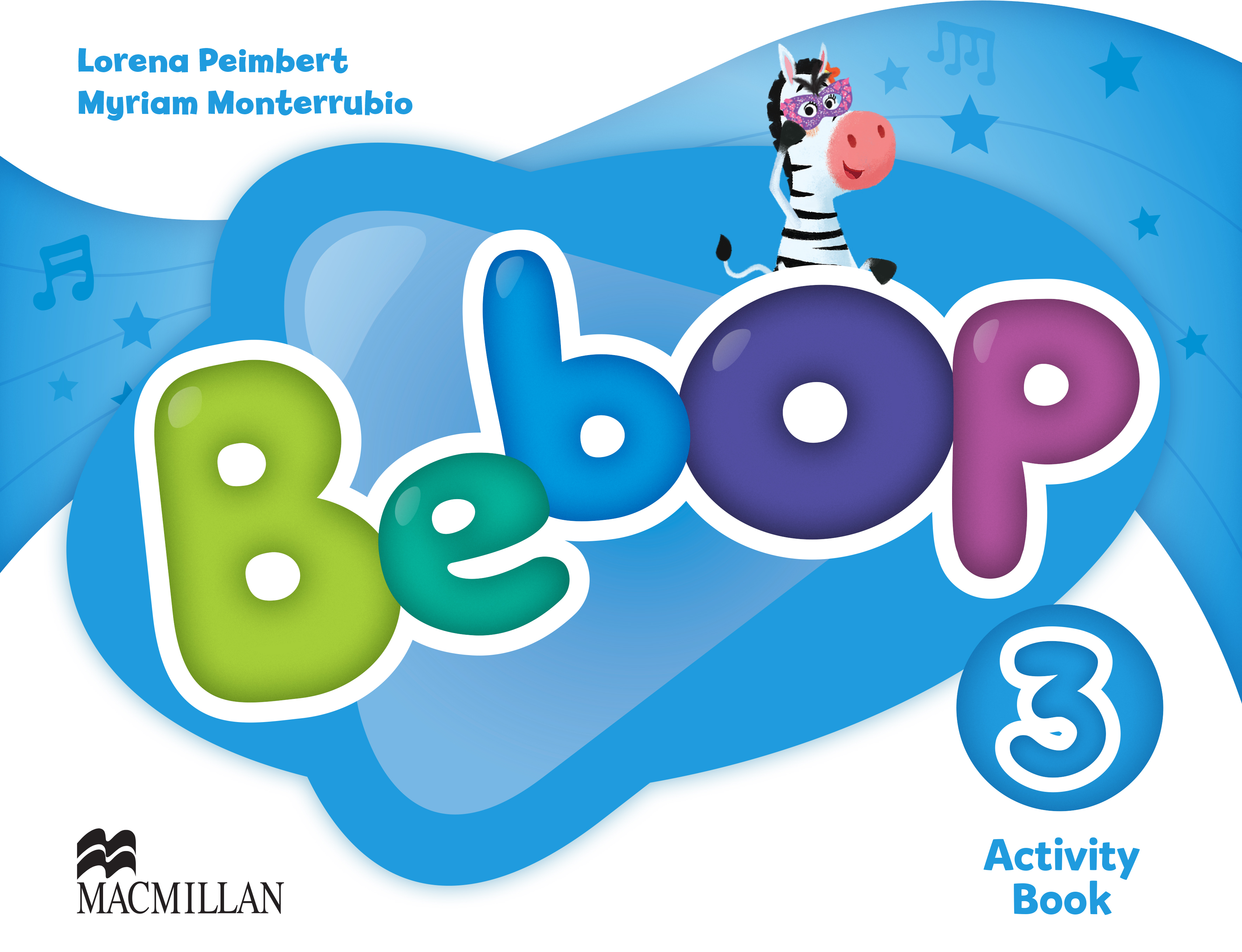 Bebop Level 3 Activity Book