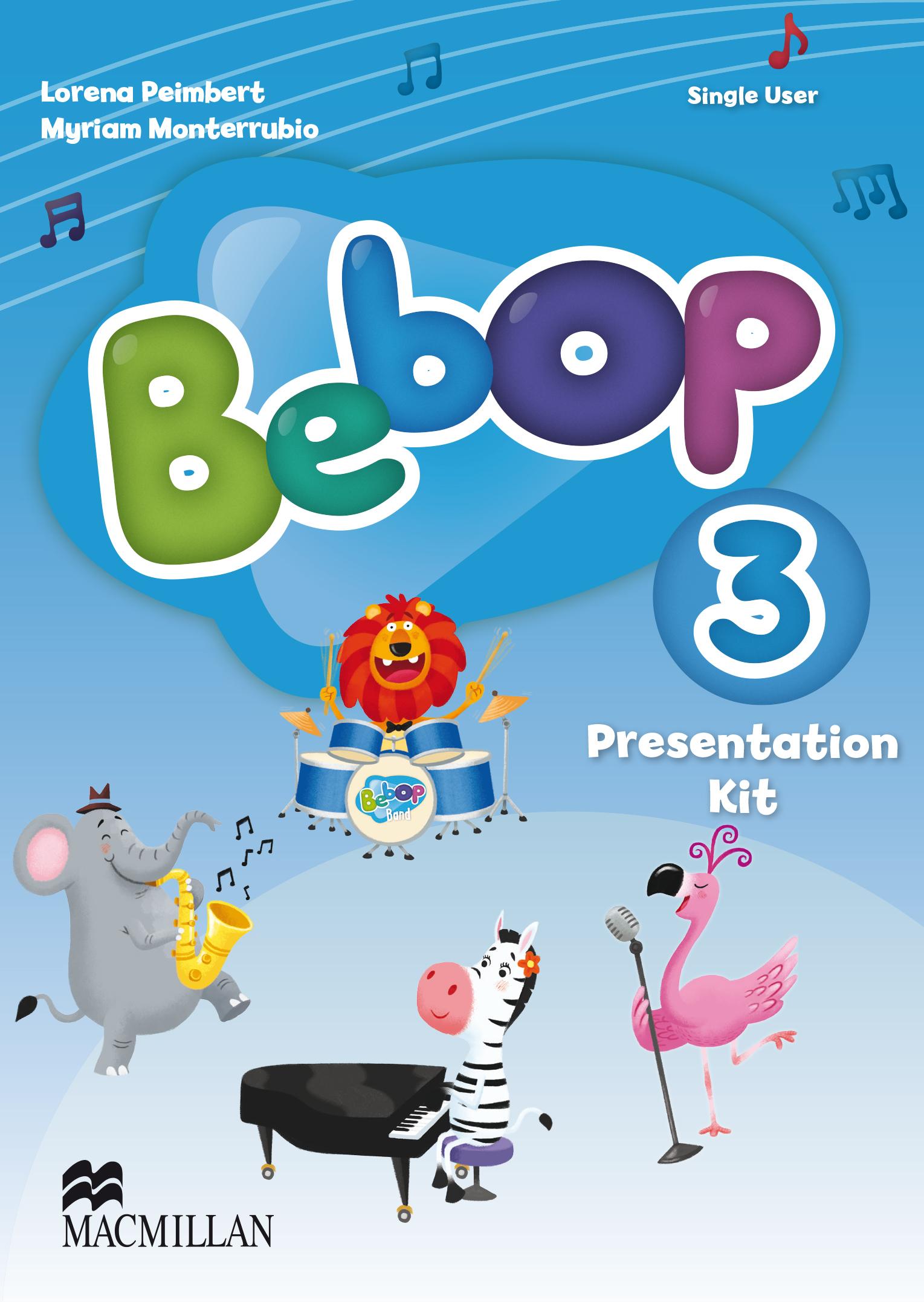 Bebop Level 3 Presentation Kit
