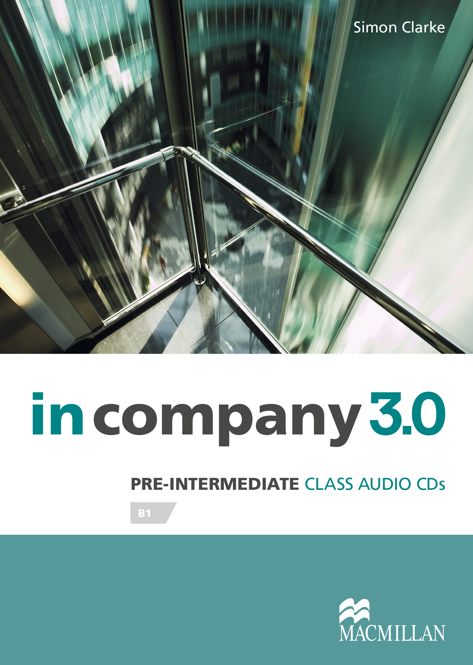 In Company 3.0 Pre-intermediate Level Class Audio CD