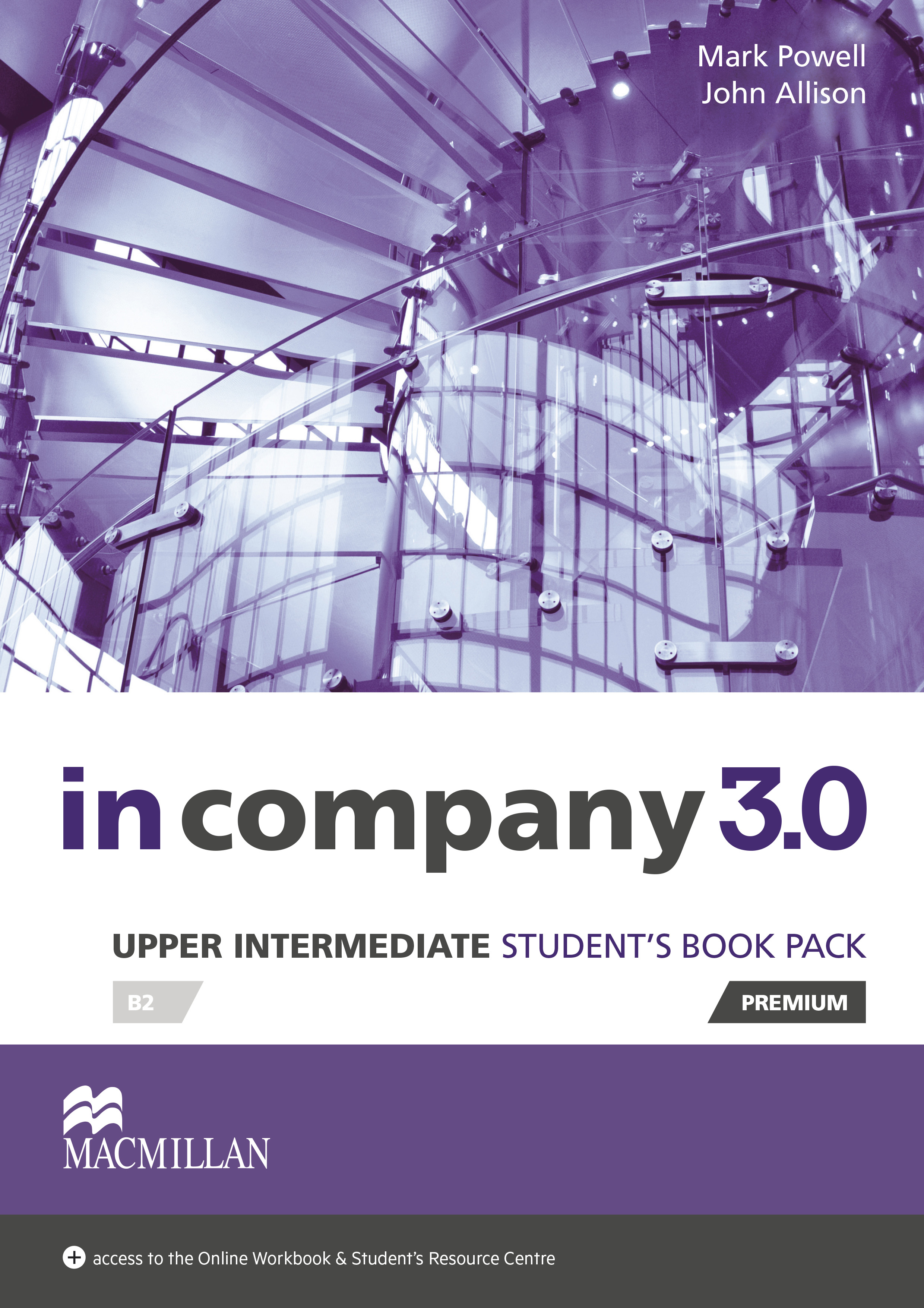 In Company 3.0 Upper Intermediate Level Student