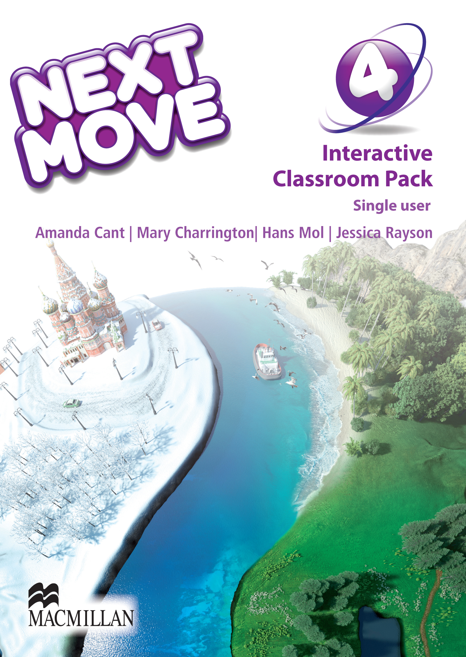 Next Move Level 4 Interactive Classroom Pack