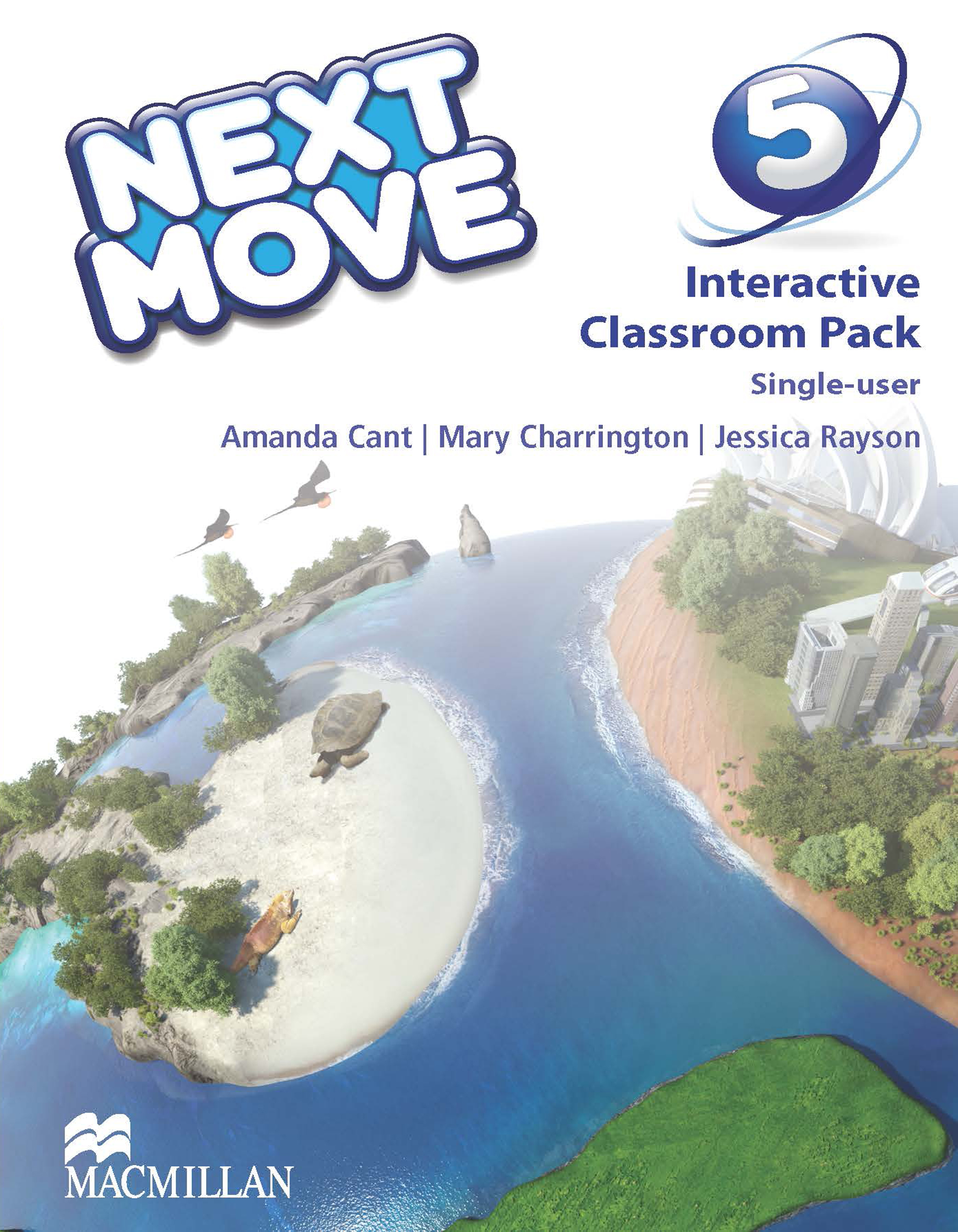 Next Move Level 5 Interactive Classroom Pack
