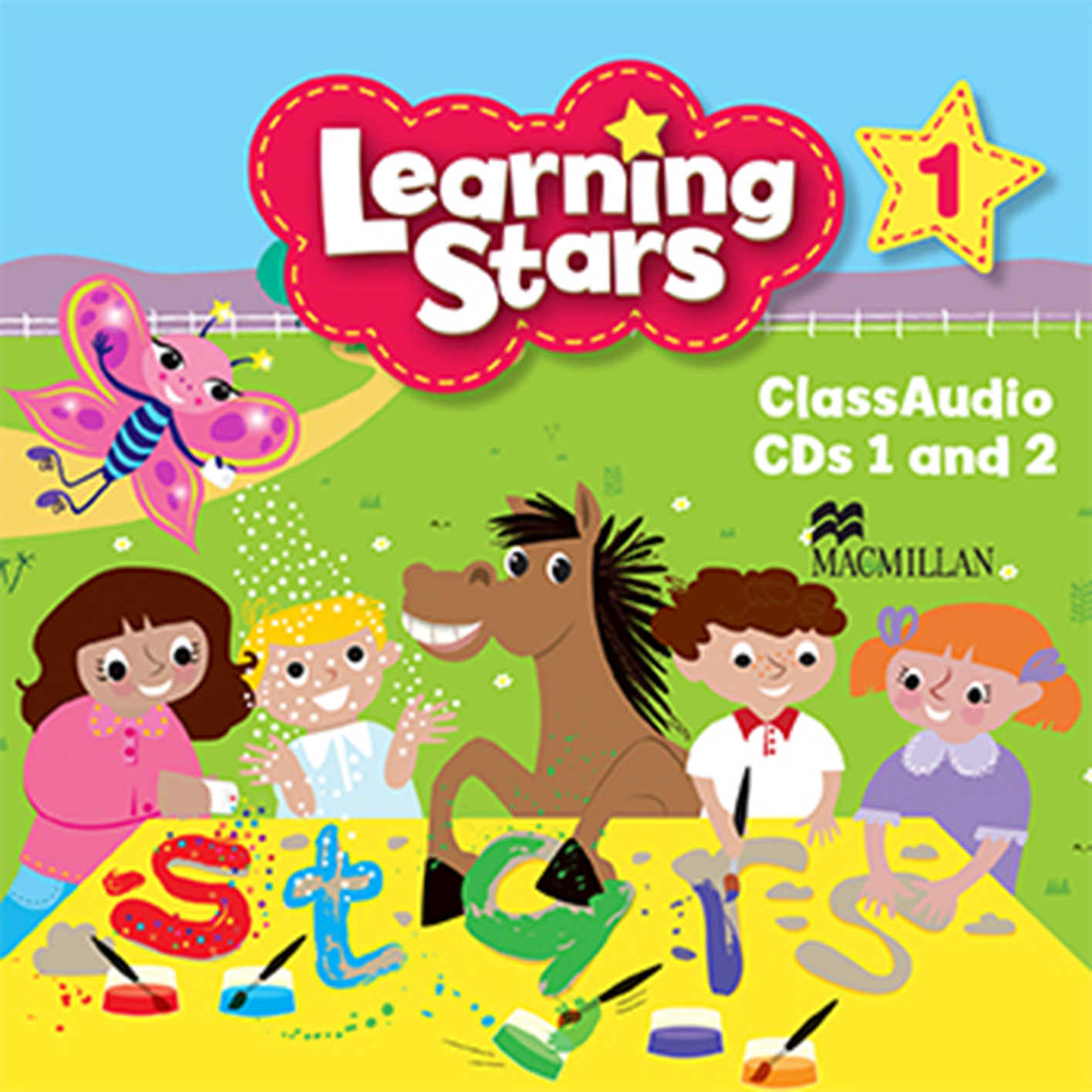 Learning Stars Level 1 Audio CD