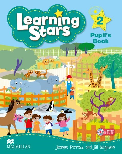 Learning Stars Level 2 Pupil