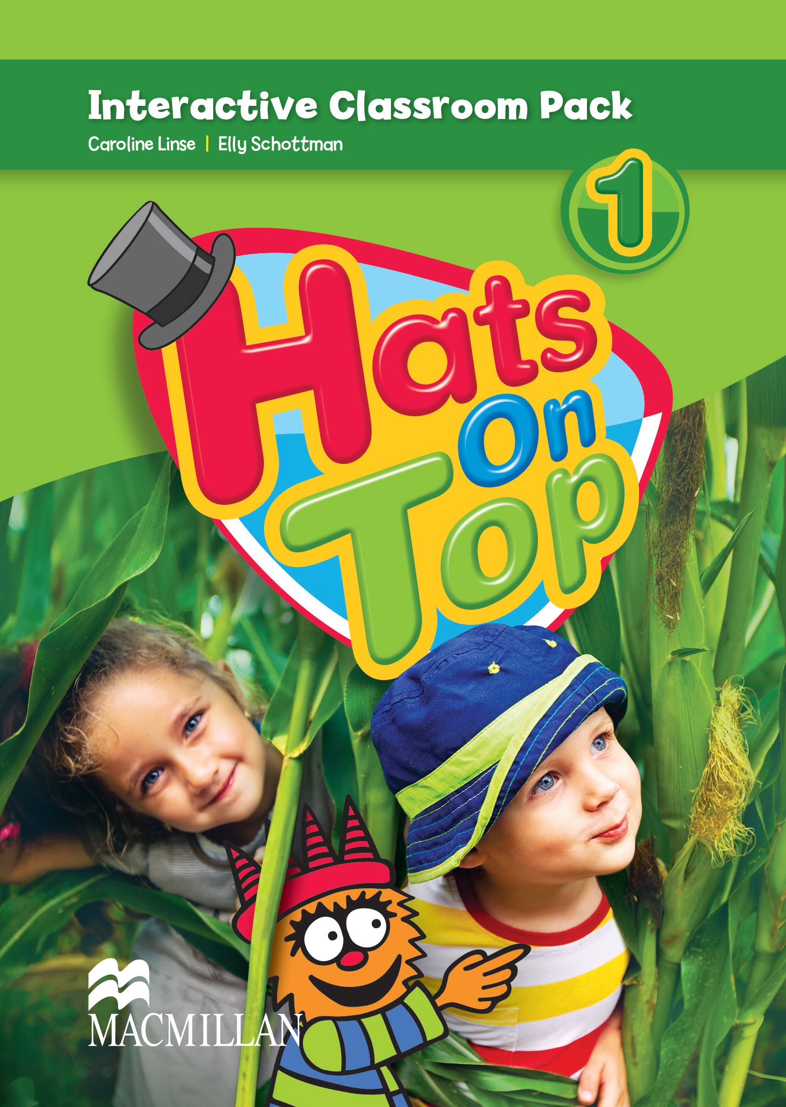 Hats On Top 1 Interactive Classroom Pack
