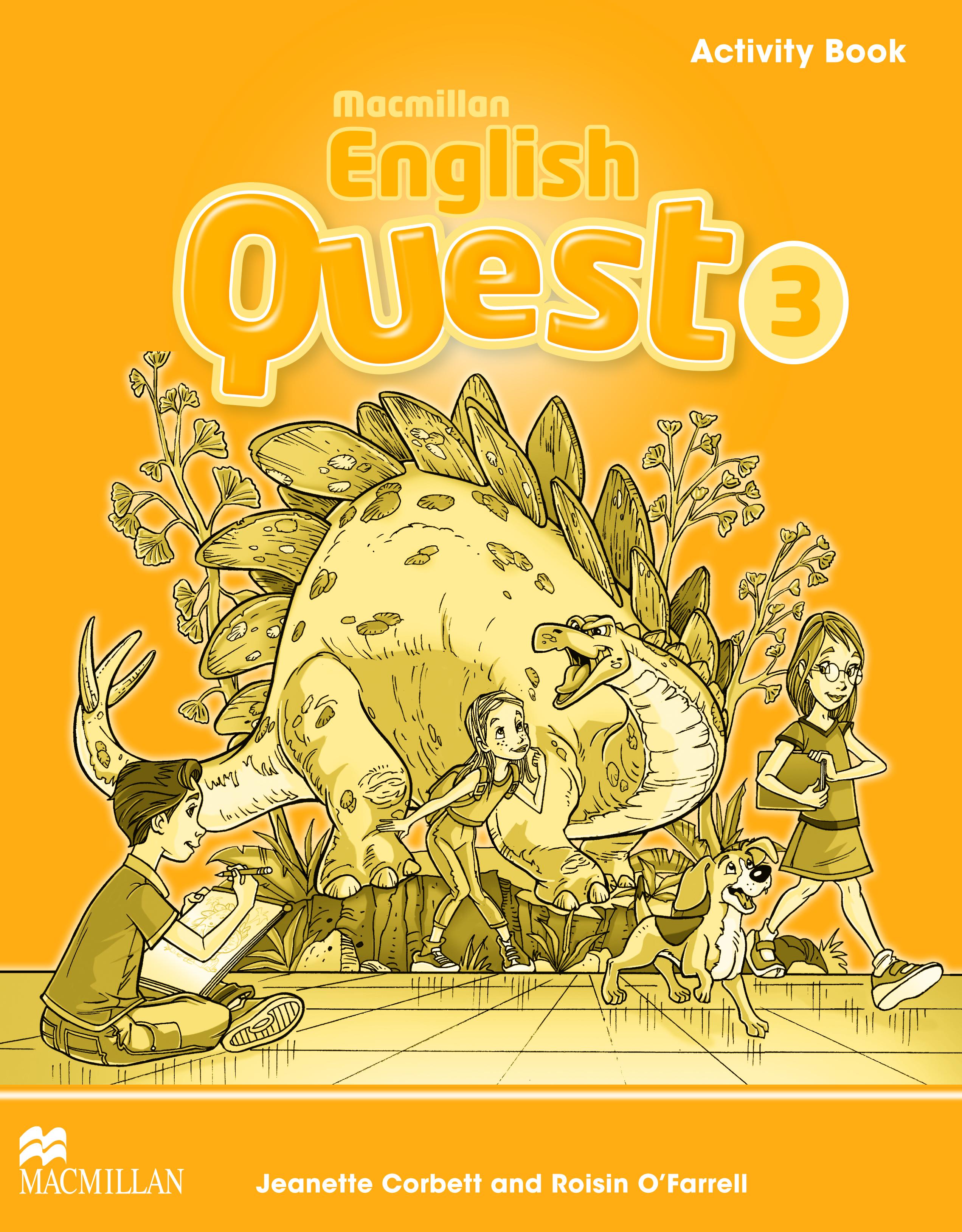 Macmillan English Quest 3 Activity Book