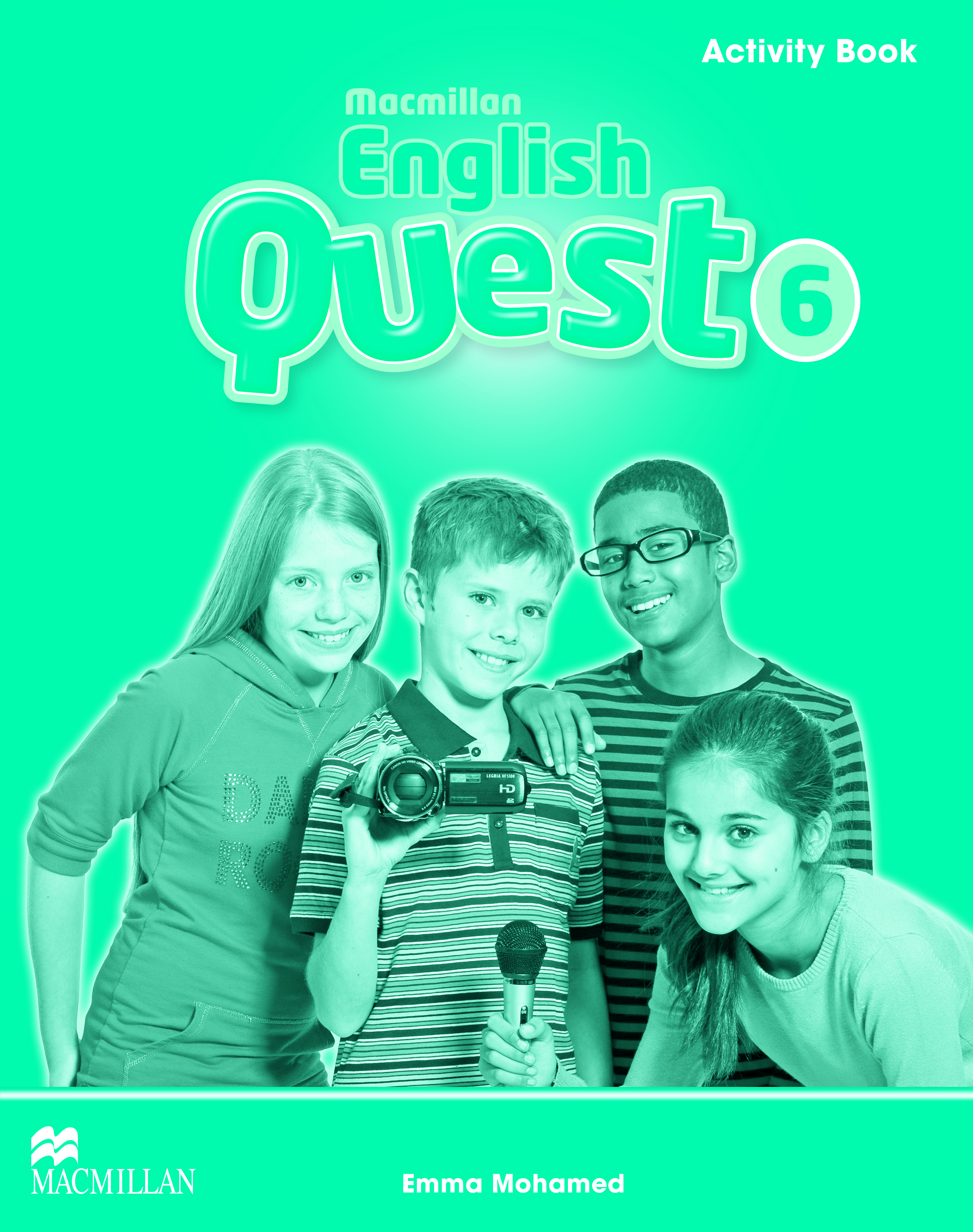 Macmillan English Quest 6 Activity Book