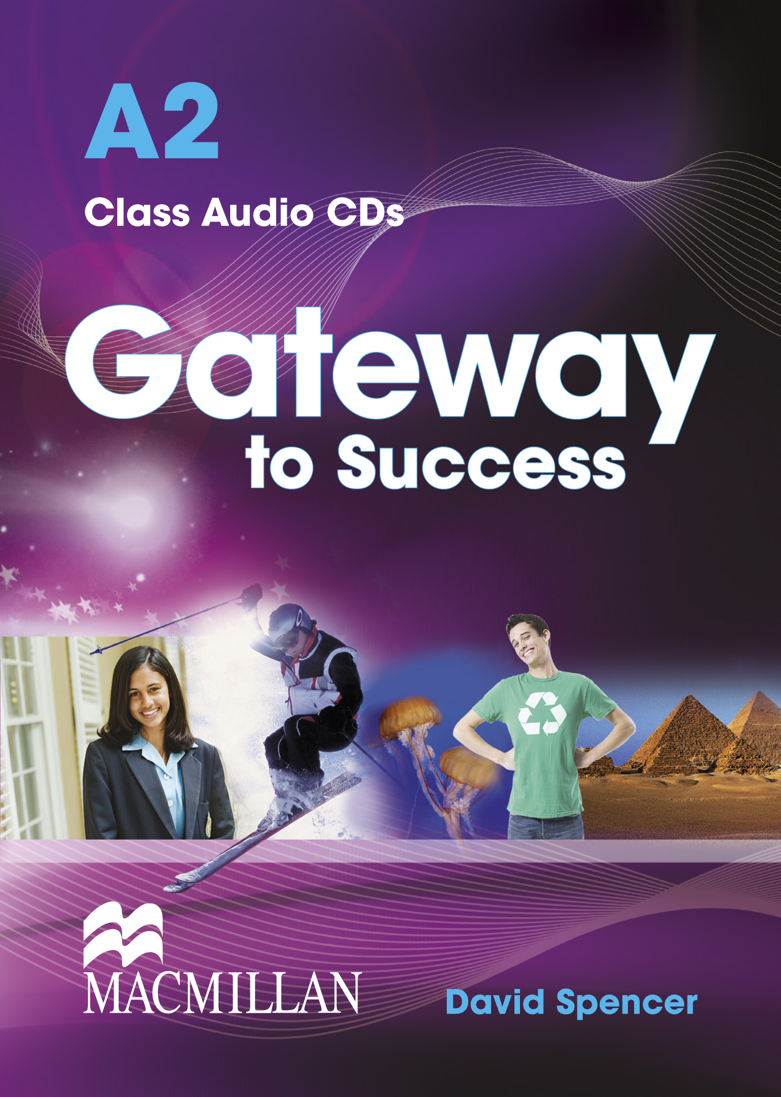 Gatway to Success A2 Class Audio CD