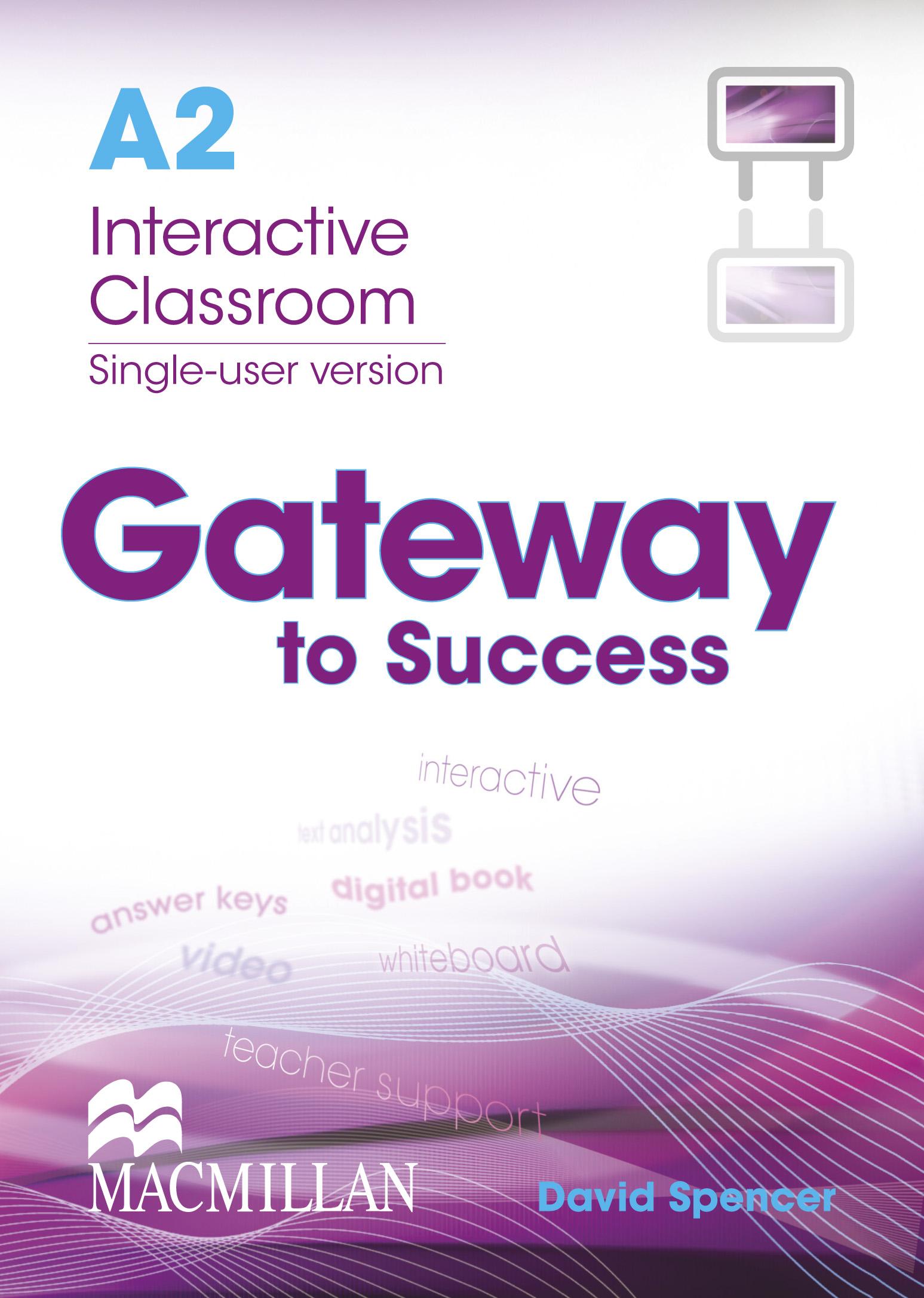 Gateway to Success A2 IWB DVD-ROM (Single User)